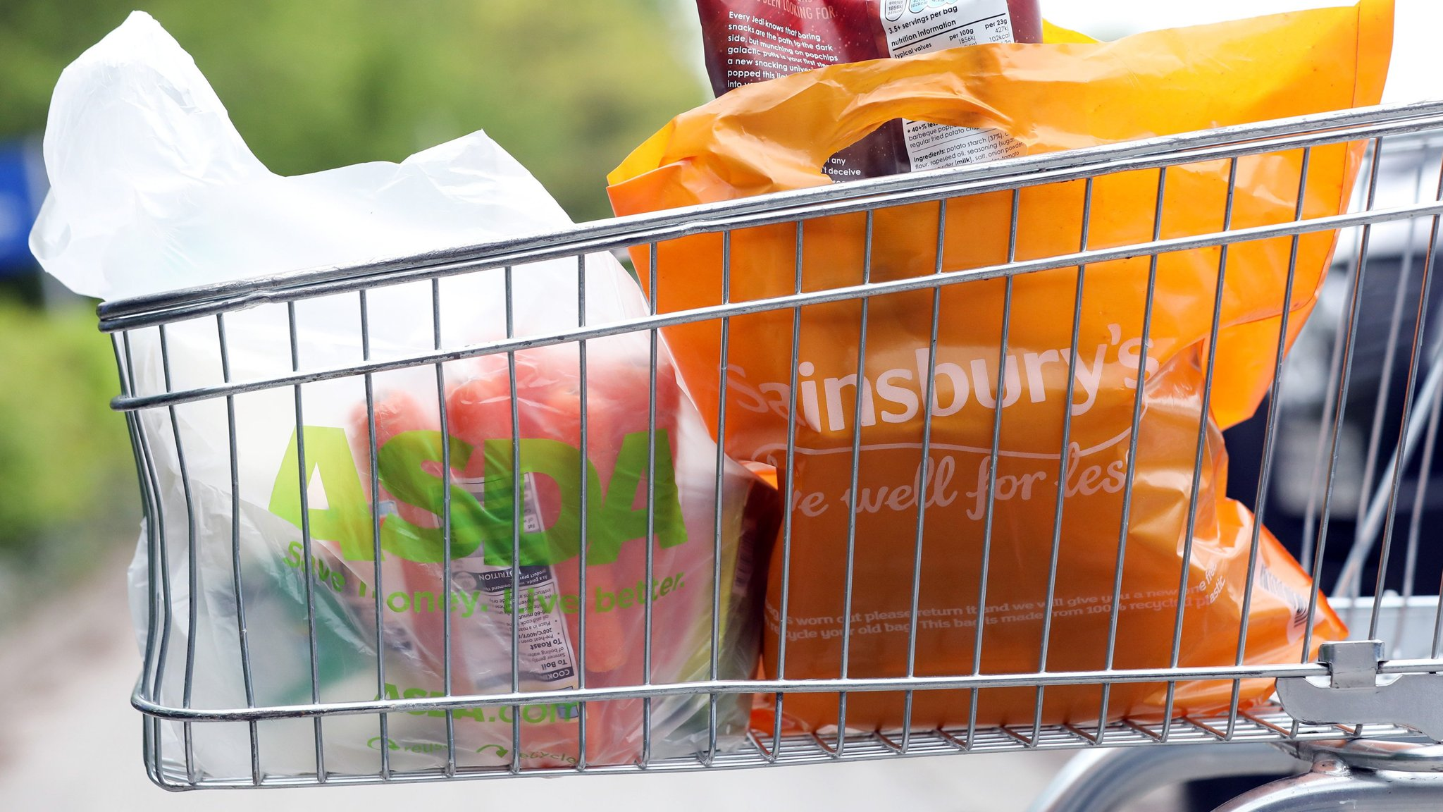 Sainsburys Asda Deal Poses Competition Risk Financial Times