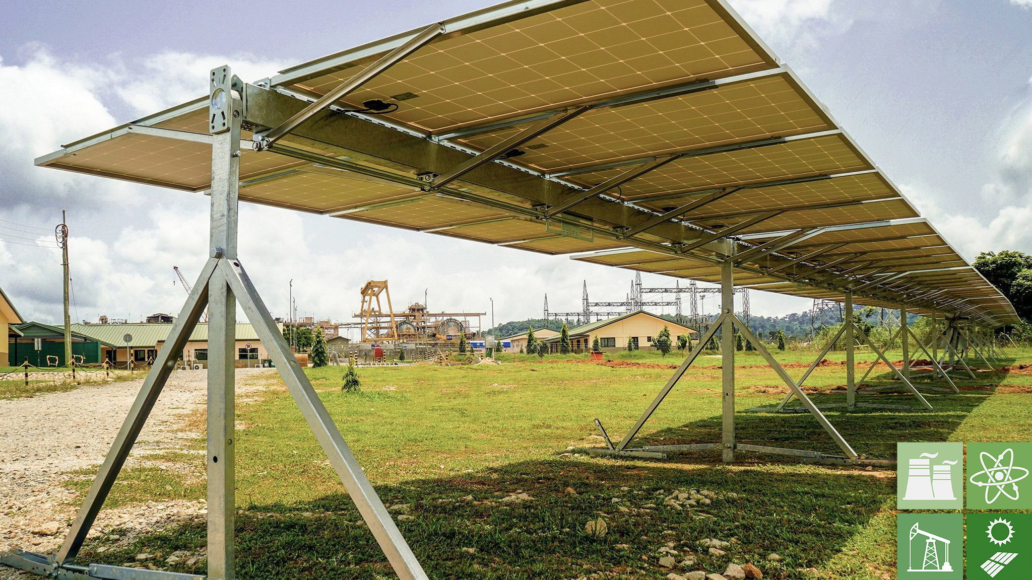 Miners turn to green power options