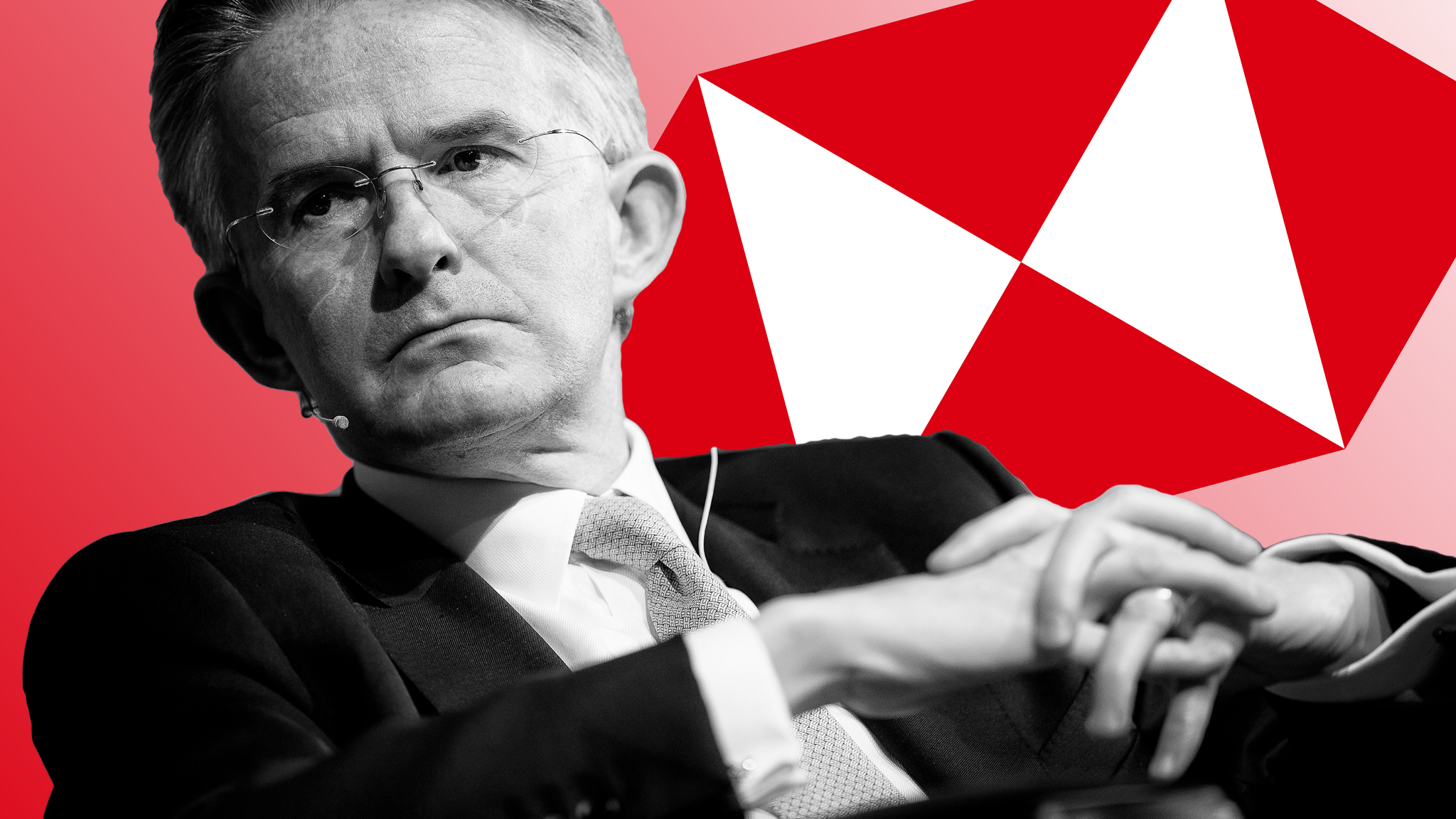 Flint prepares new strategy as HSBC puts troubled years