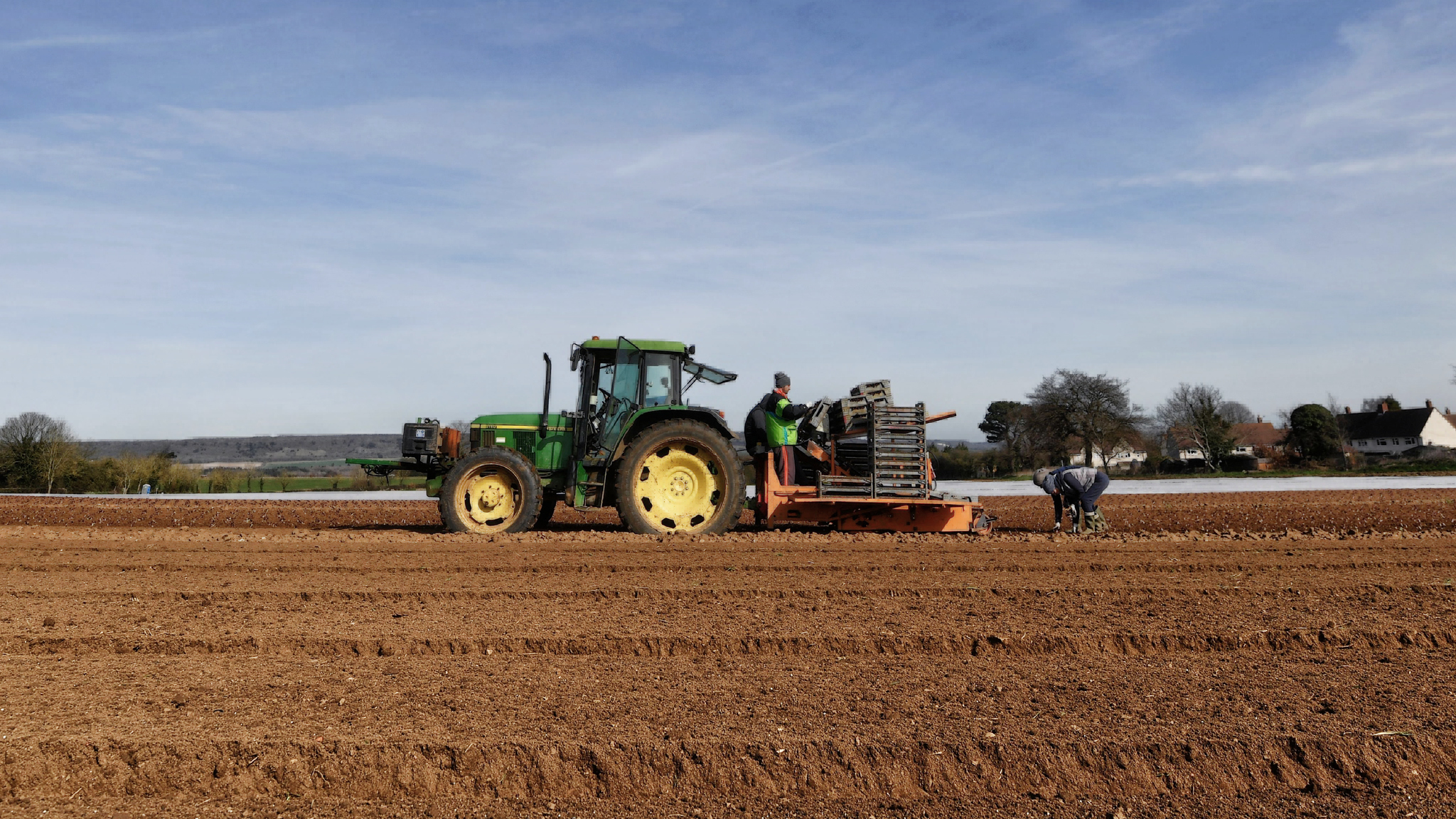 Brexit and agriculture: British farmers to plough new course