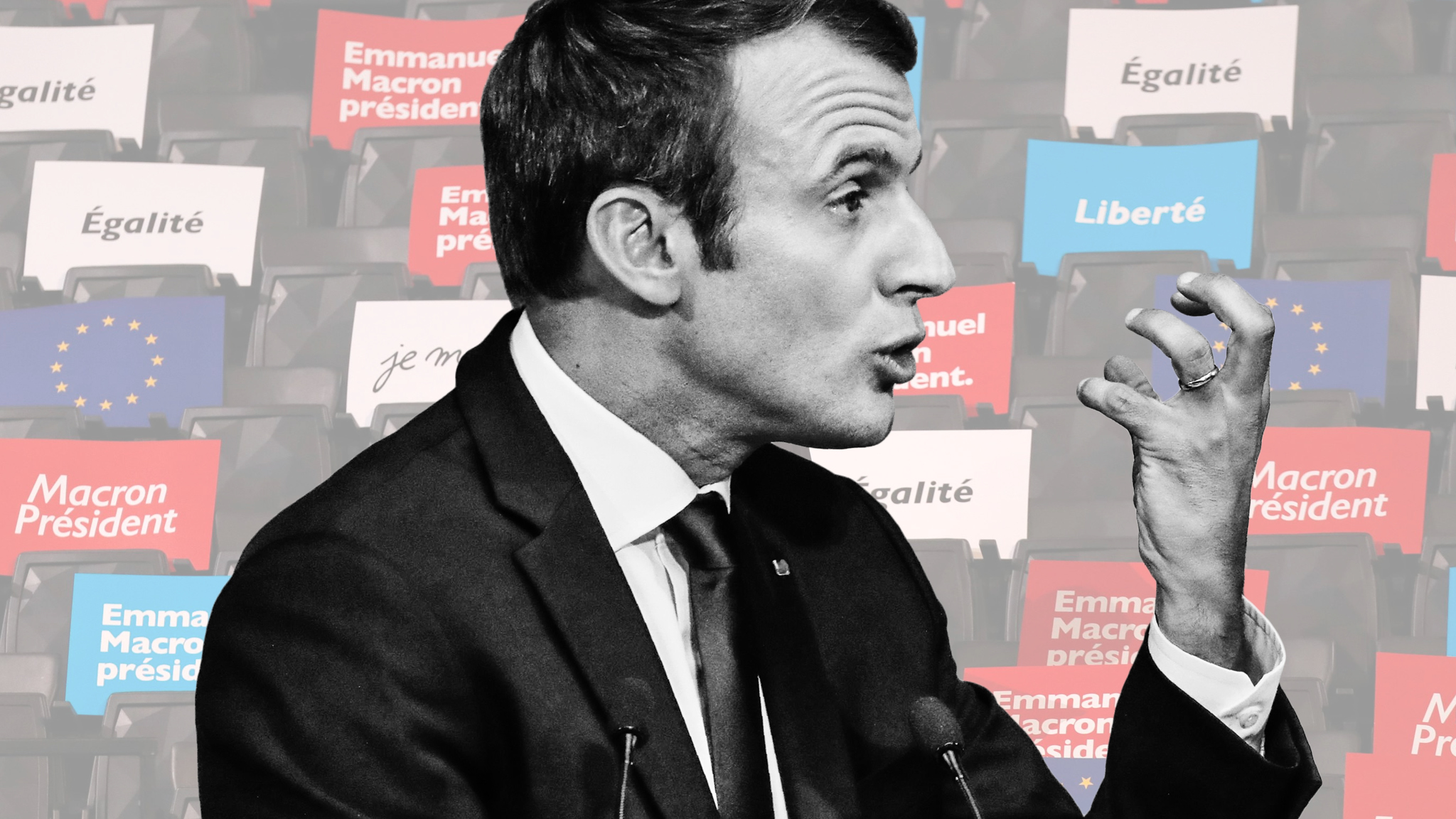 Emmanuel Macron: in search of the popular touch