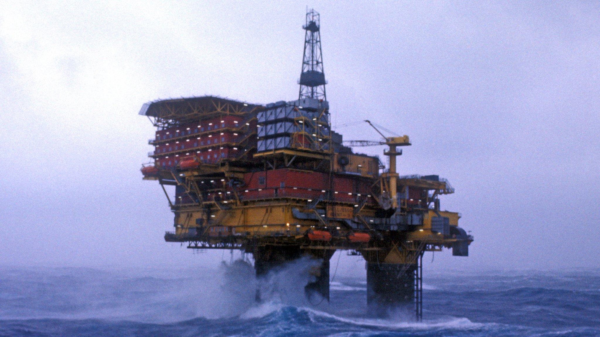 North Sea Oil The 163 30bn Break Up