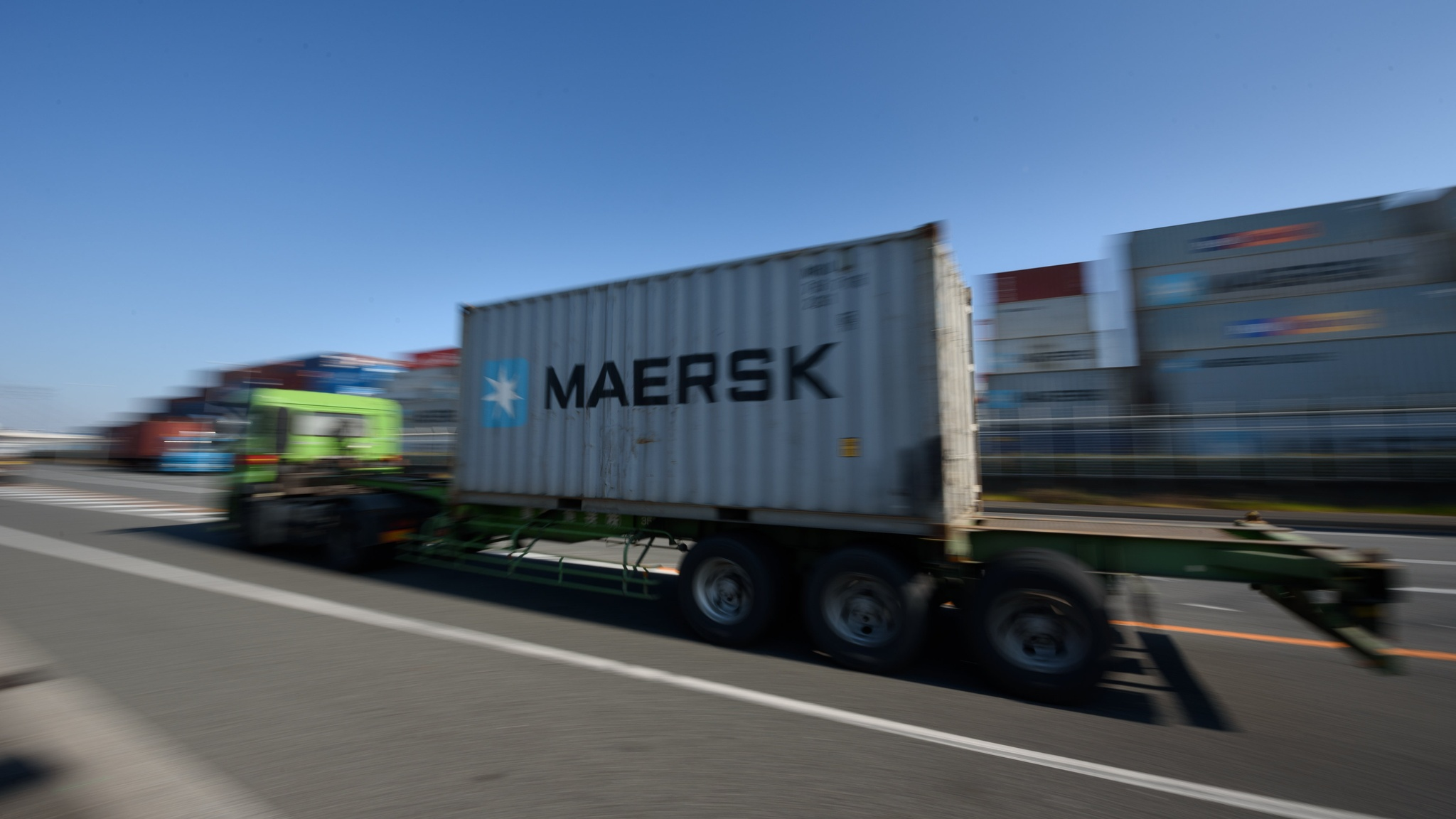 Maersk chief expects escalation of global trade war