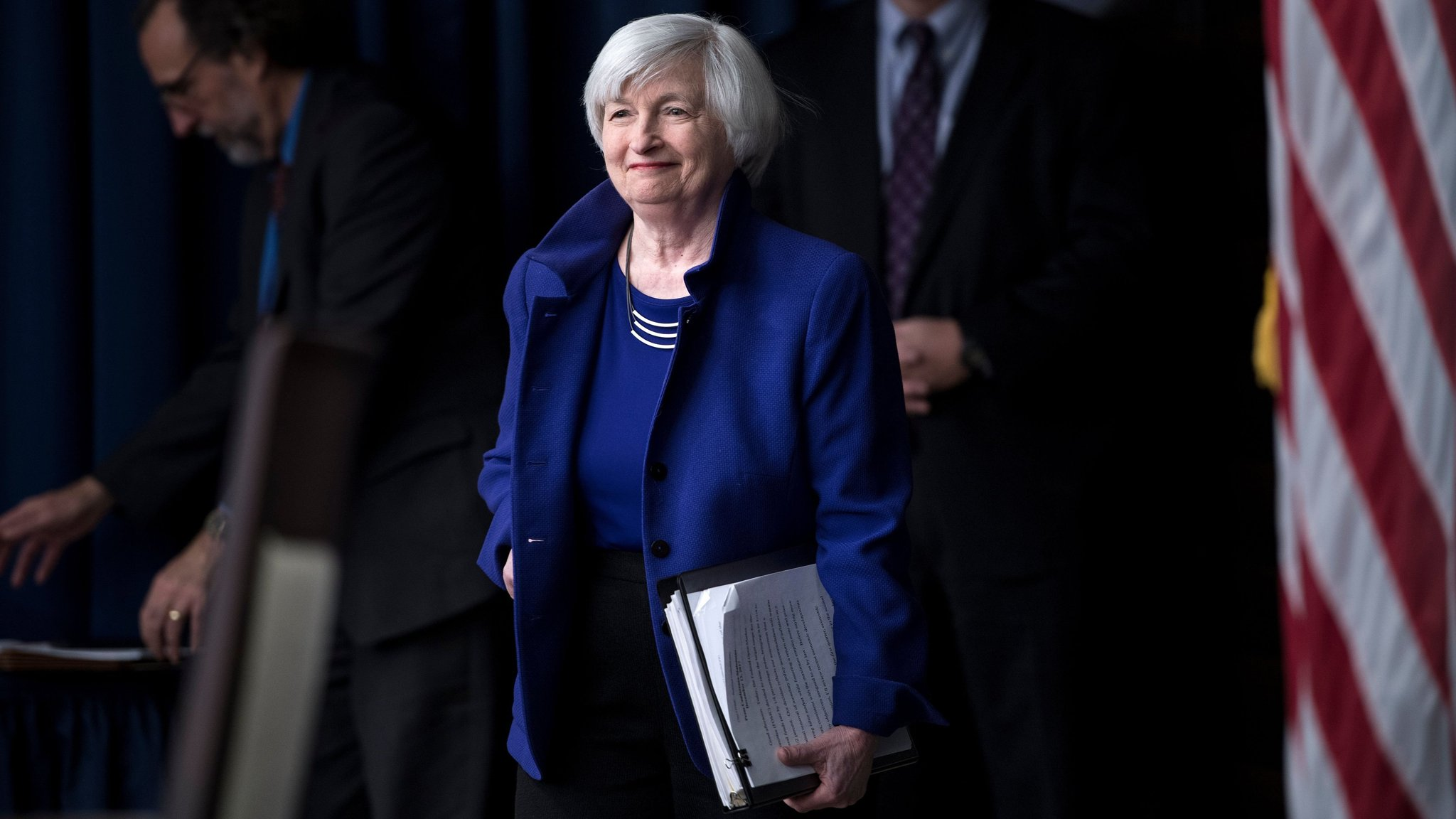 Yellen era ends with Fed rate rise set for March