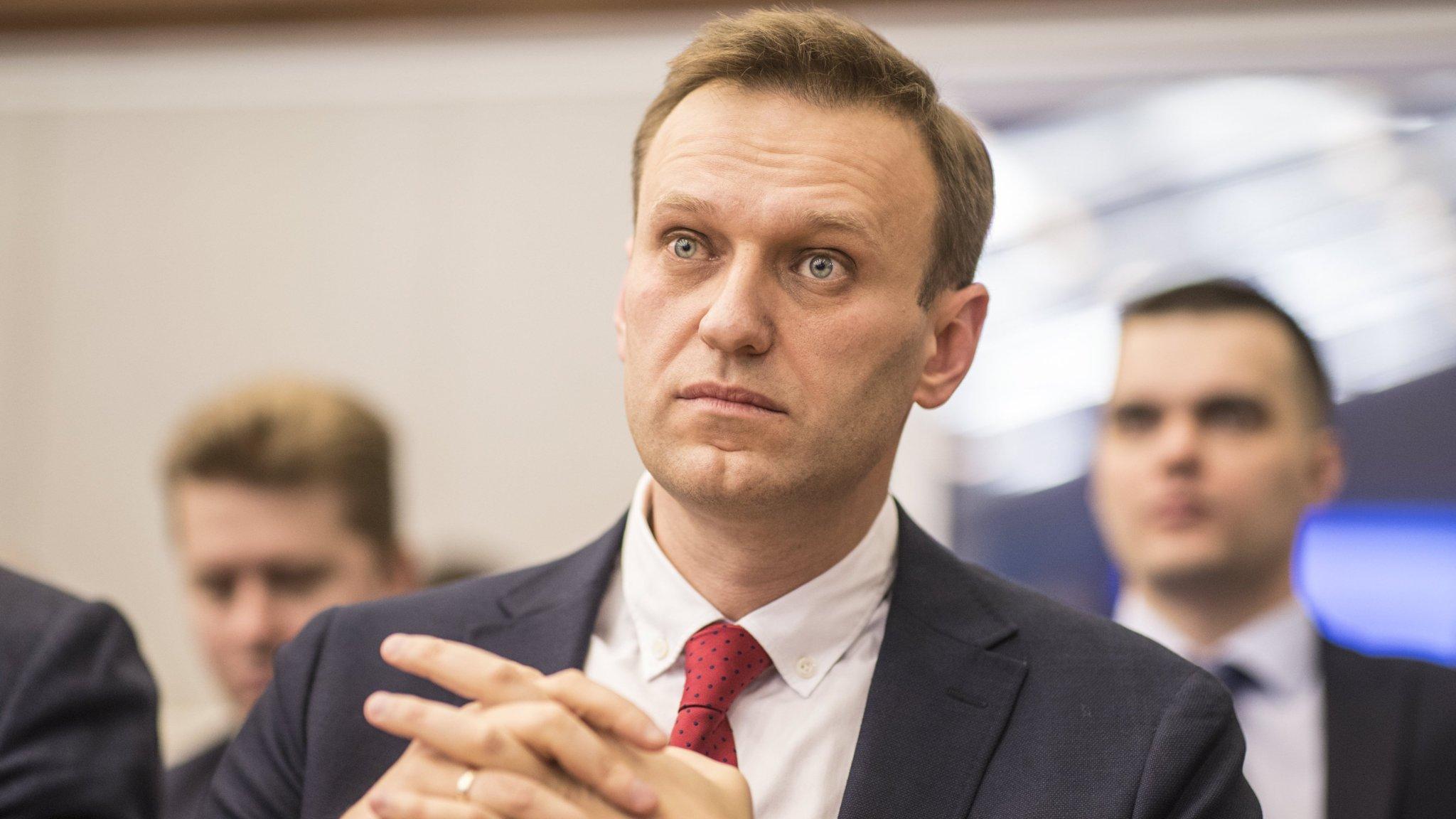 Russia bars Navalny from running for president