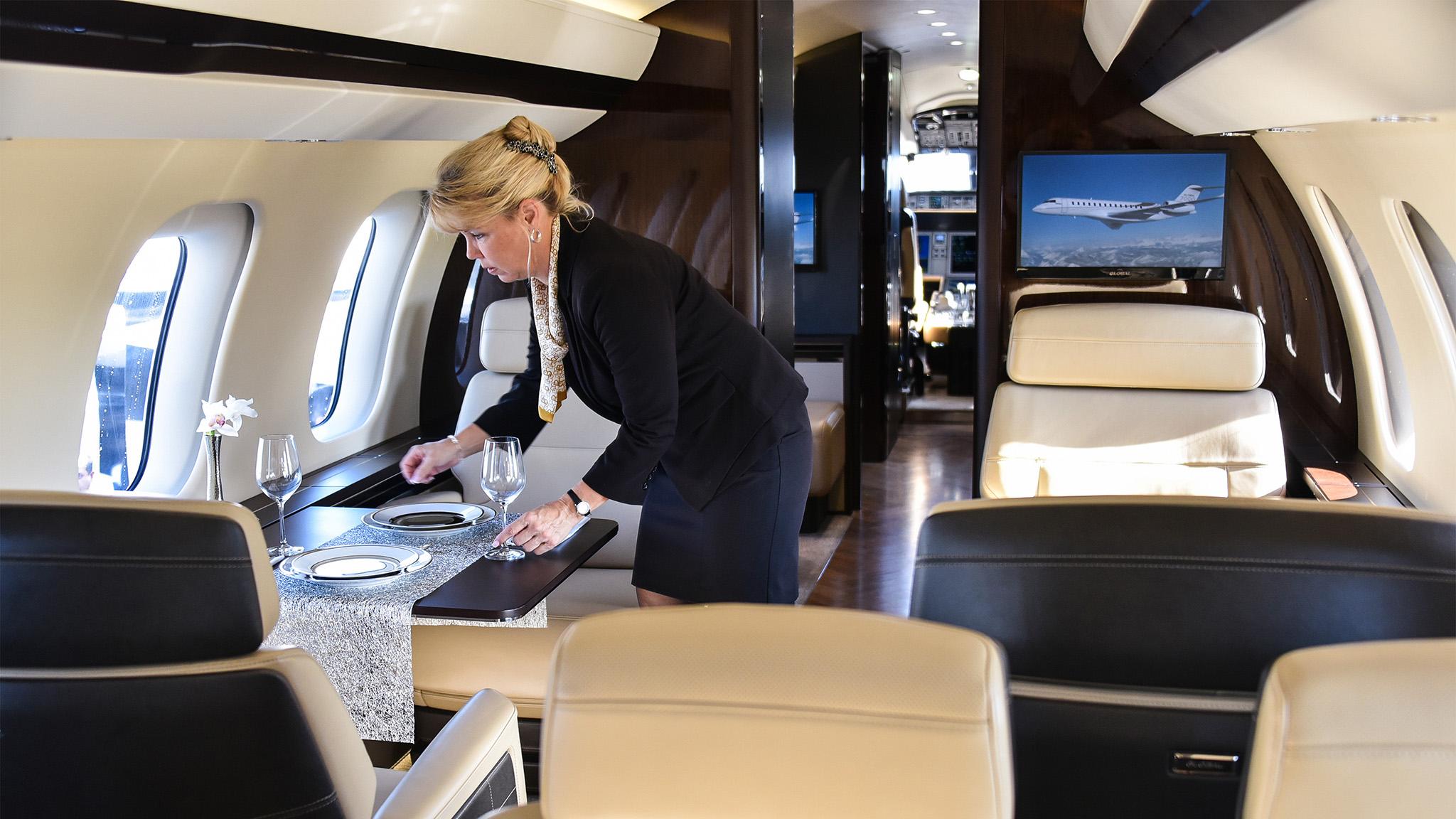 Bombardier Tries To Recapture Prime Slot In Corporate Jet