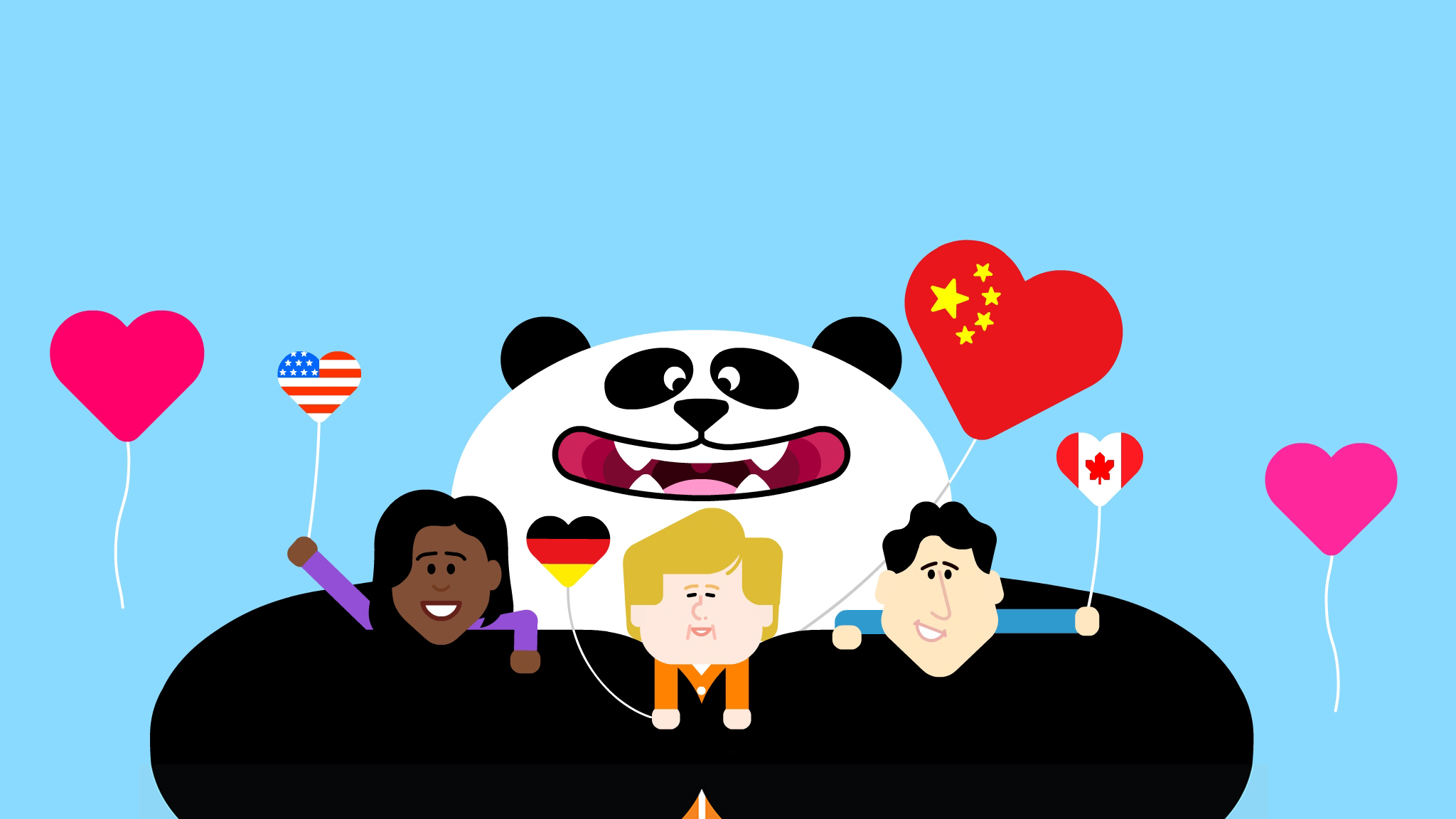 Panda Politics The Hard Truth About China S Cuddliest Diplomat Financial Times