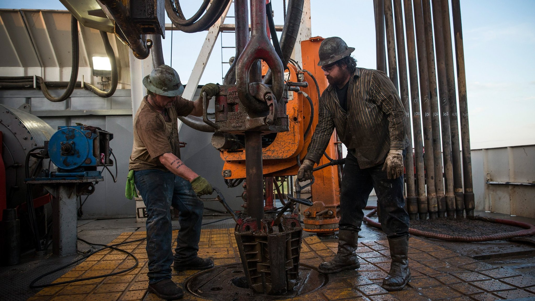 Dating site for oil rig workers