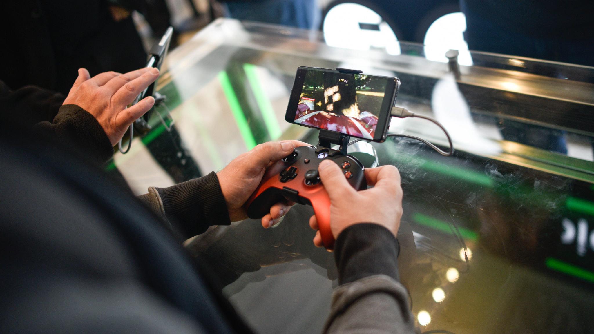 Google's Stadia takes aim at $130bn video game market