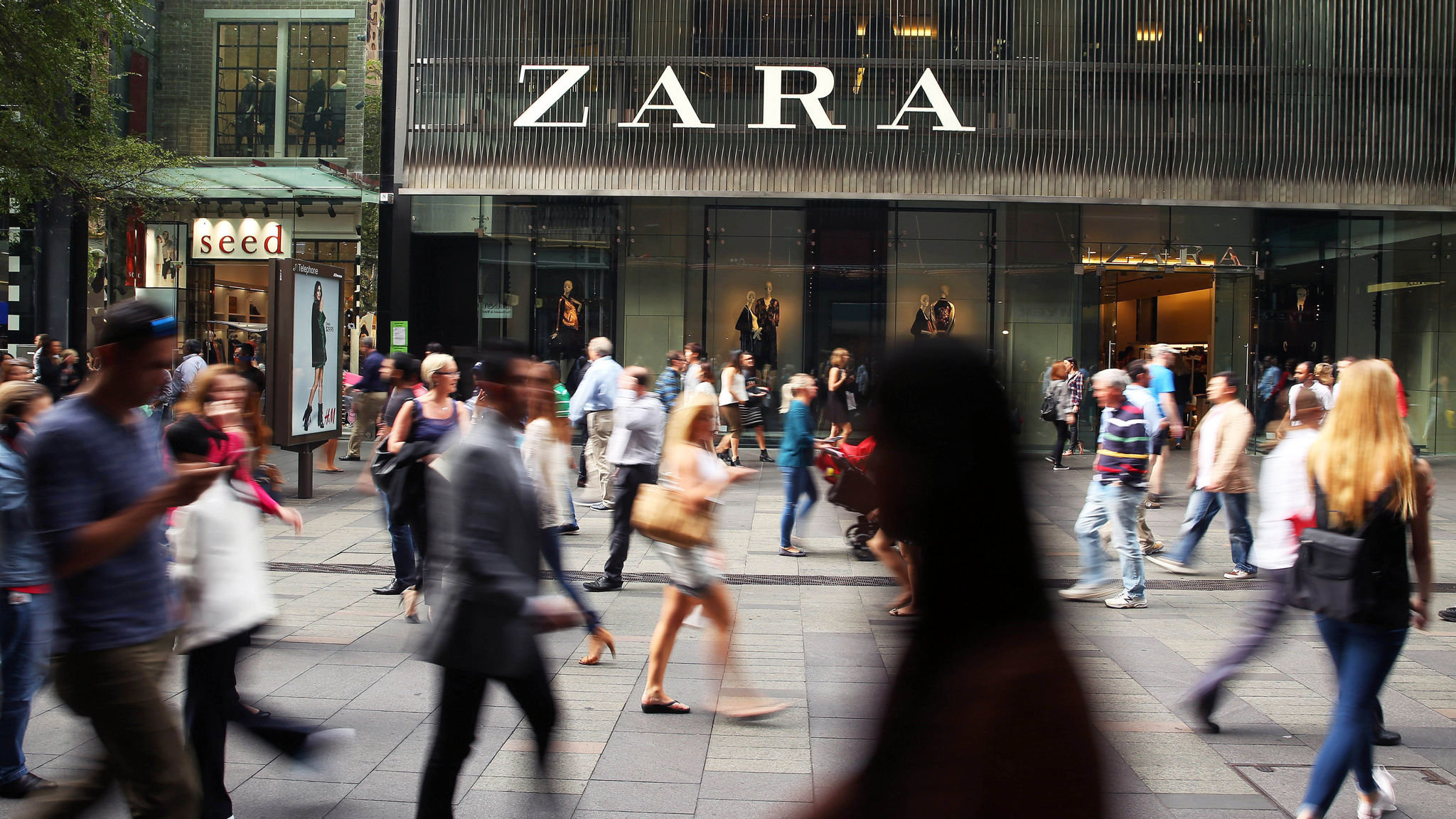 Inditex resilience indicates investor worries are overdone
