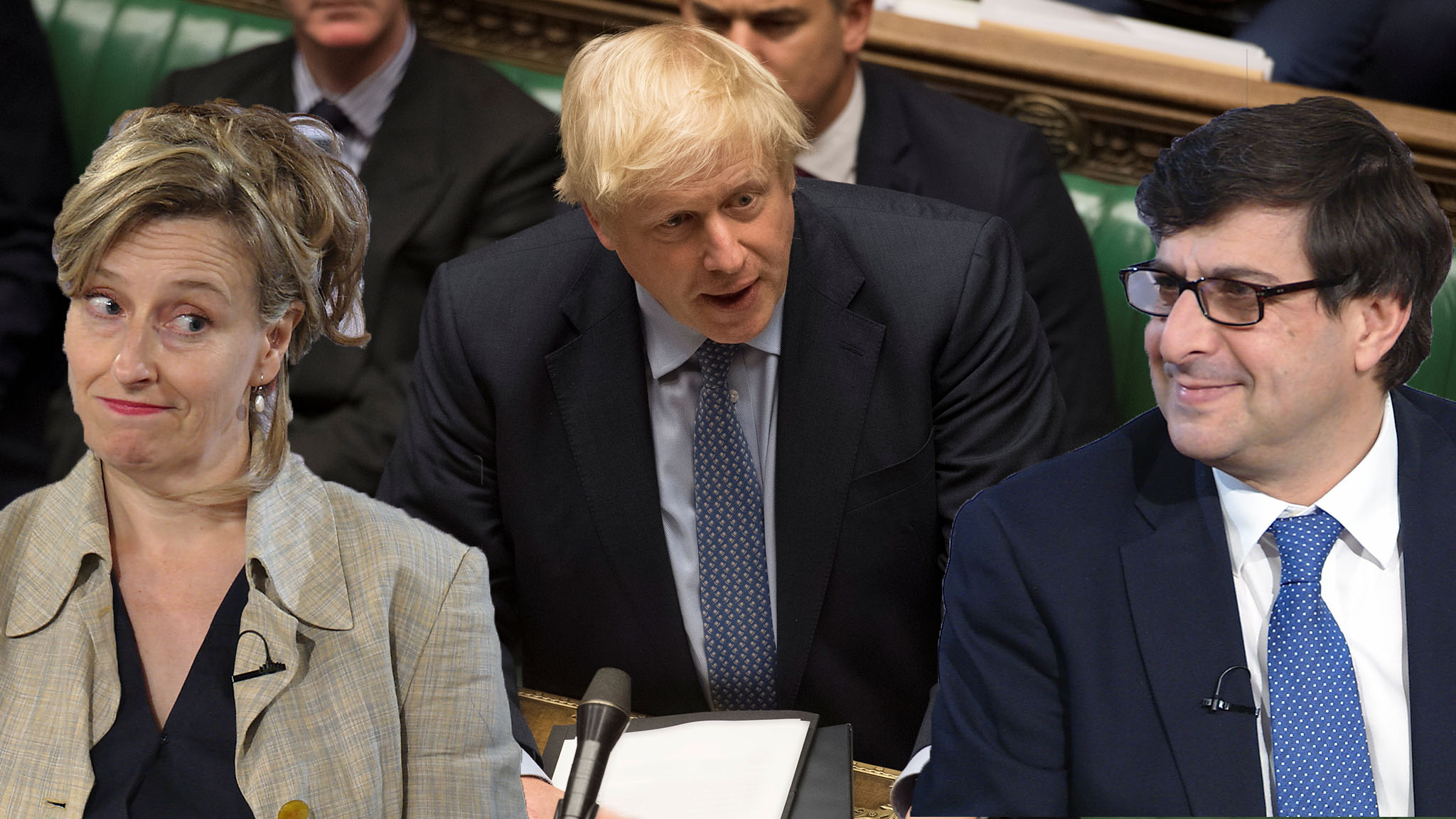 Is Boris Johnson splitting the Tory party?