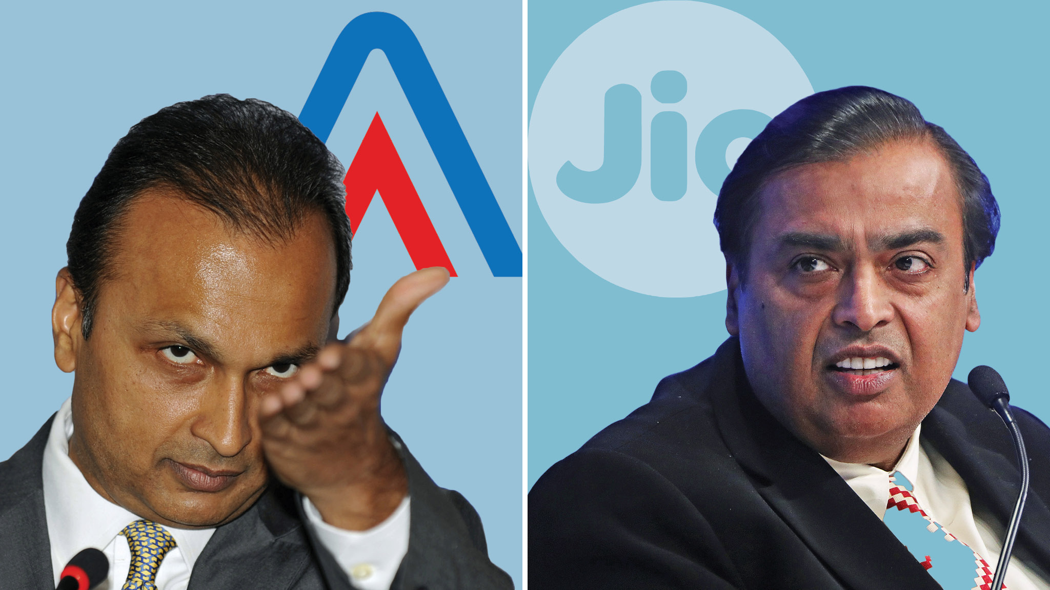 Mukesh takes spoils in battle of Ambani brothers
