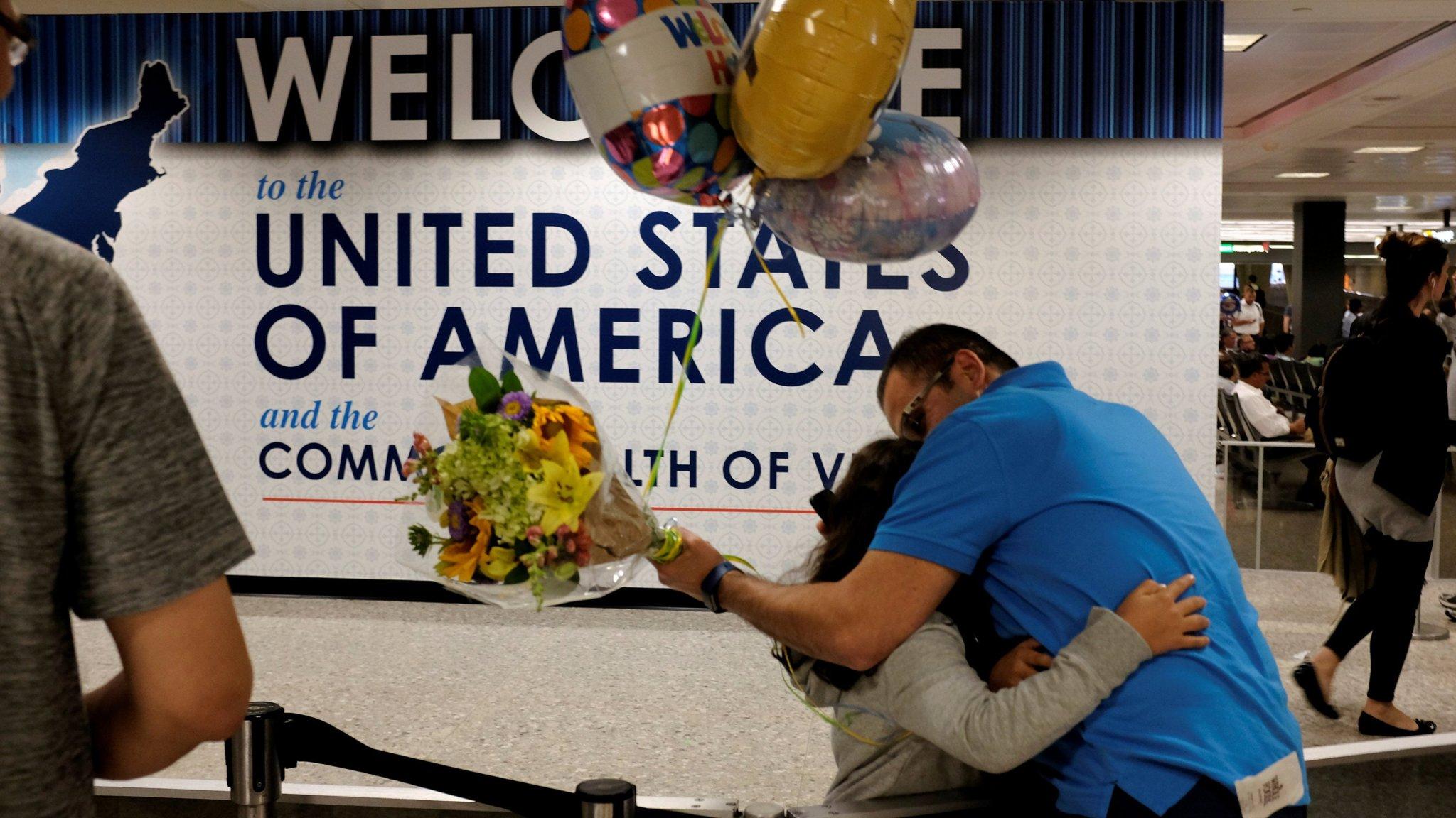 Supreme Court ruling backs Trump travel ban