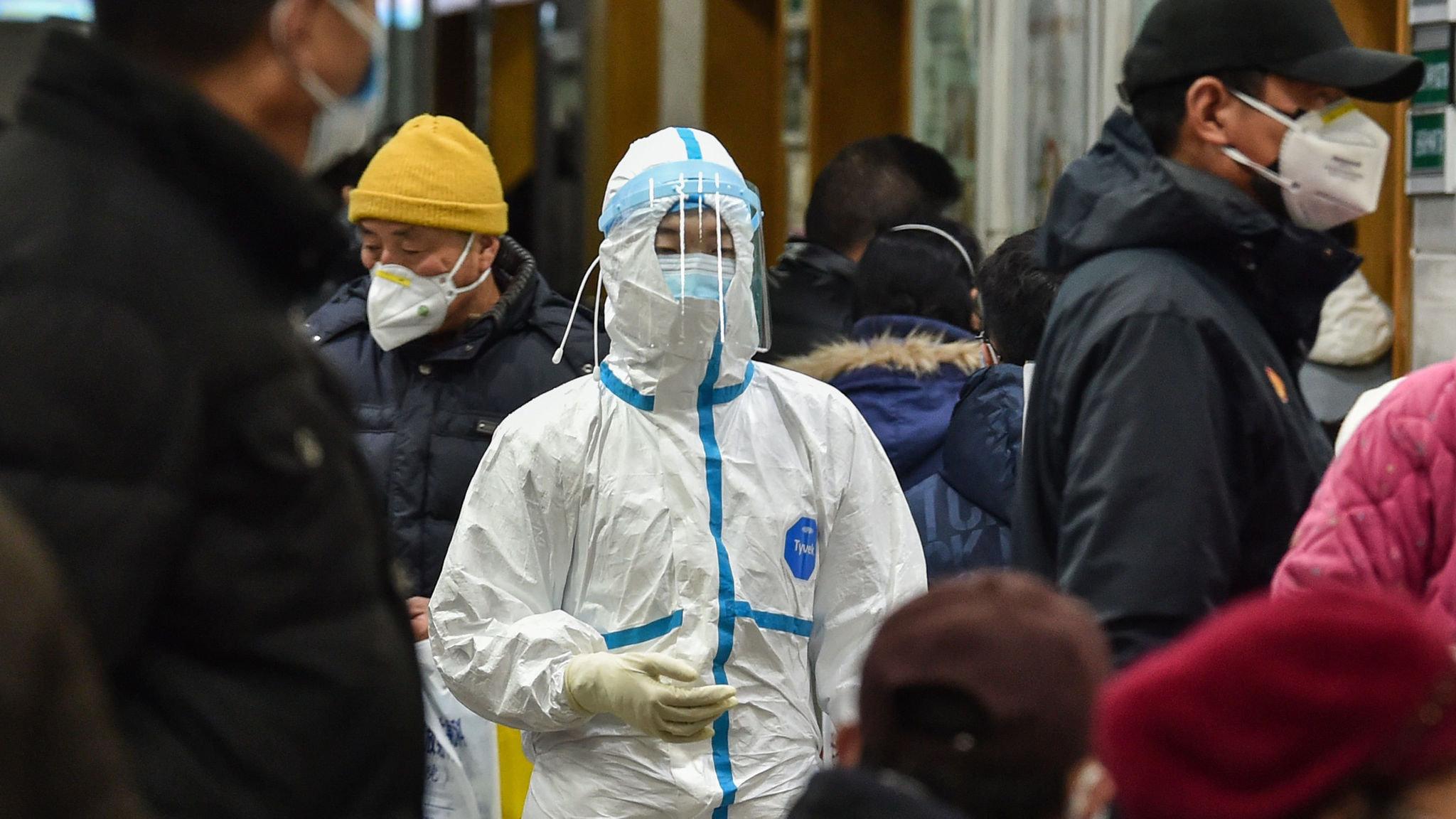 Investors wonder if coronavirus will shatter extreme calm