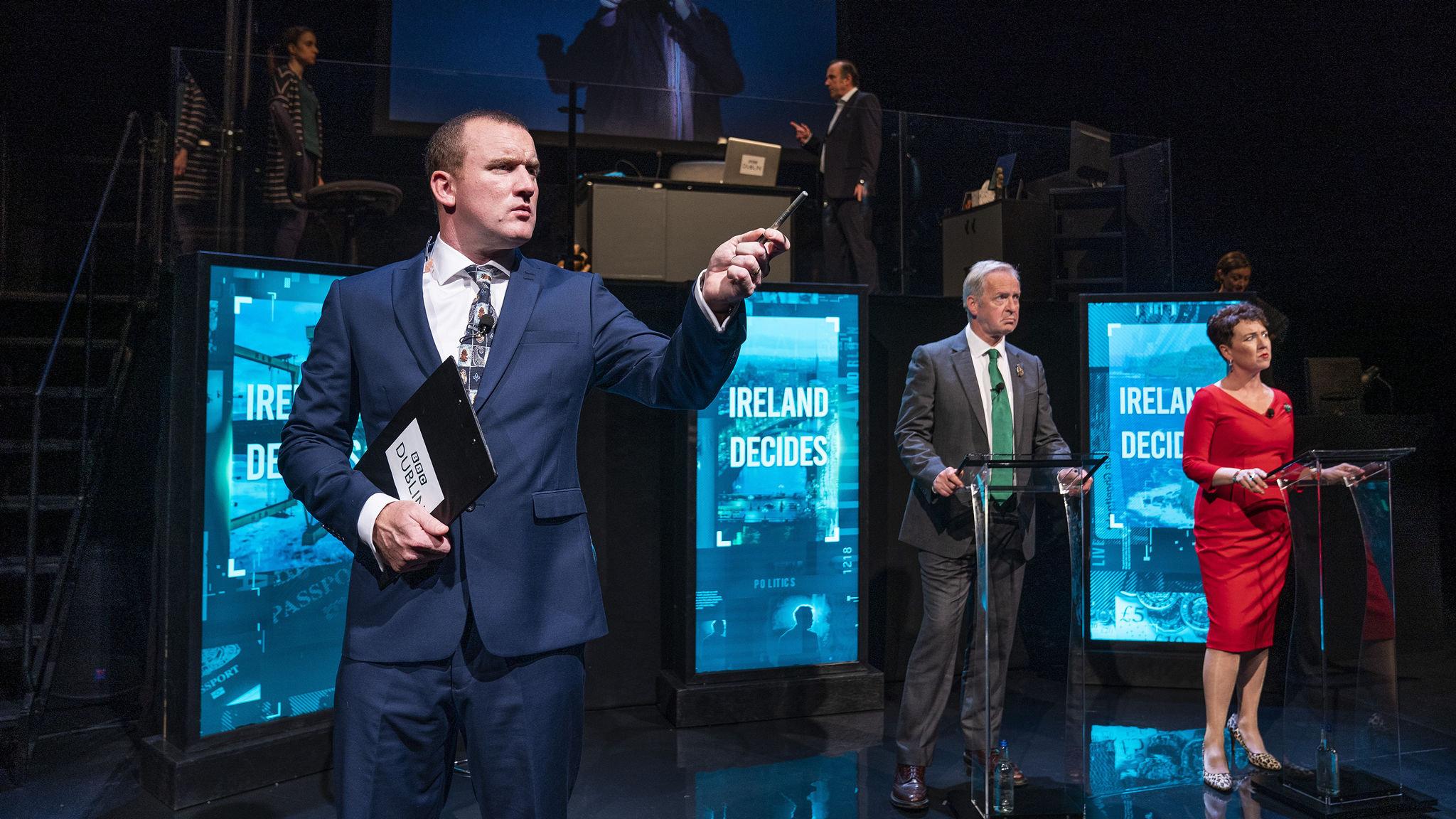 Dublin International Theatre Festival — a conversation with Ireland's past