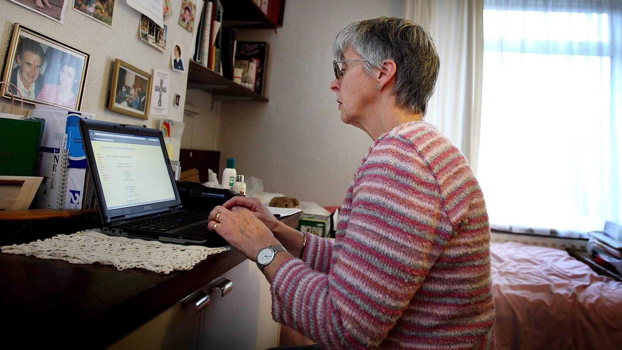 The Silver Economy: Hurdles remain for boomers yet to get online