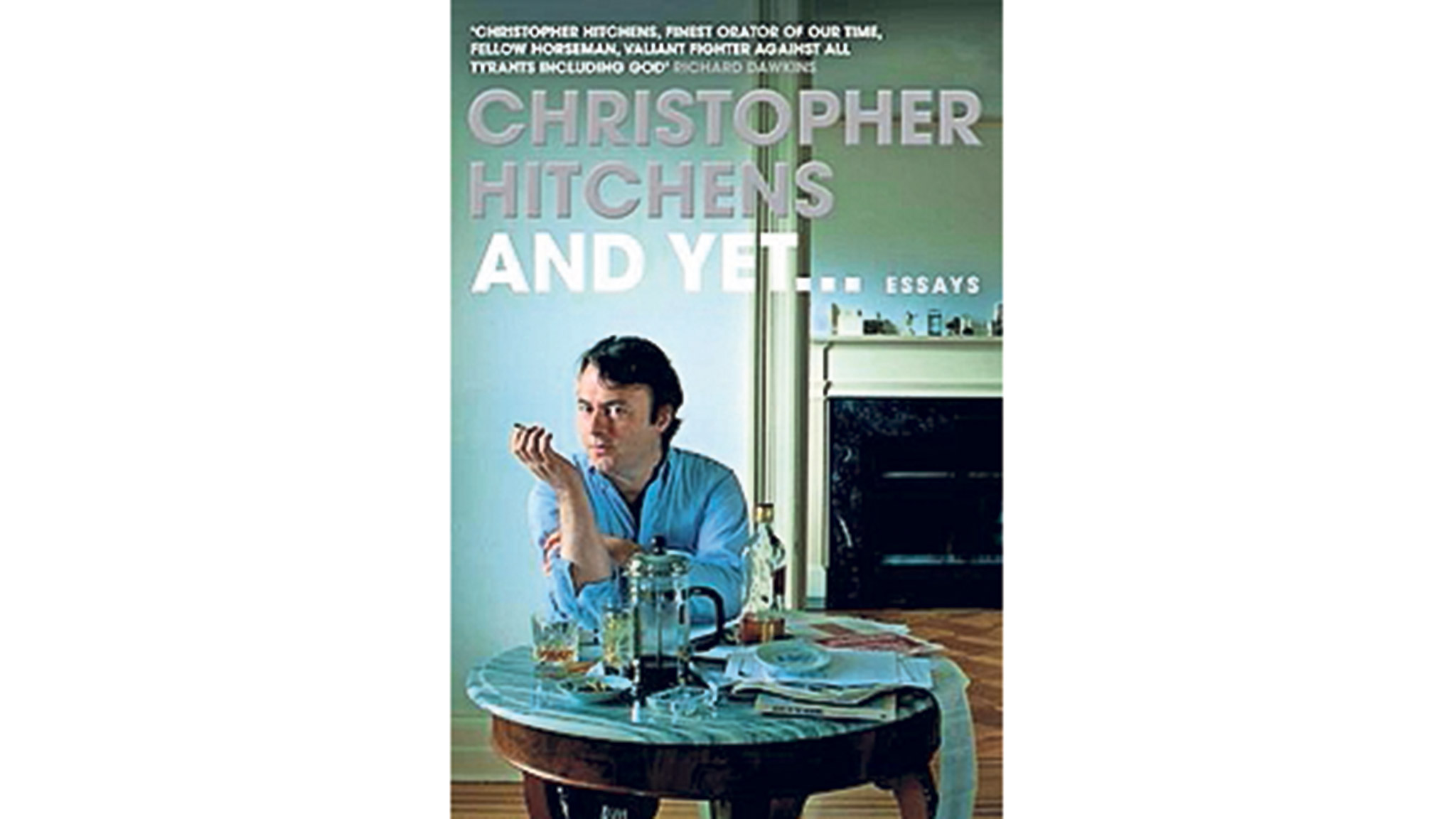 And yet essays by christopher hitchens financial times