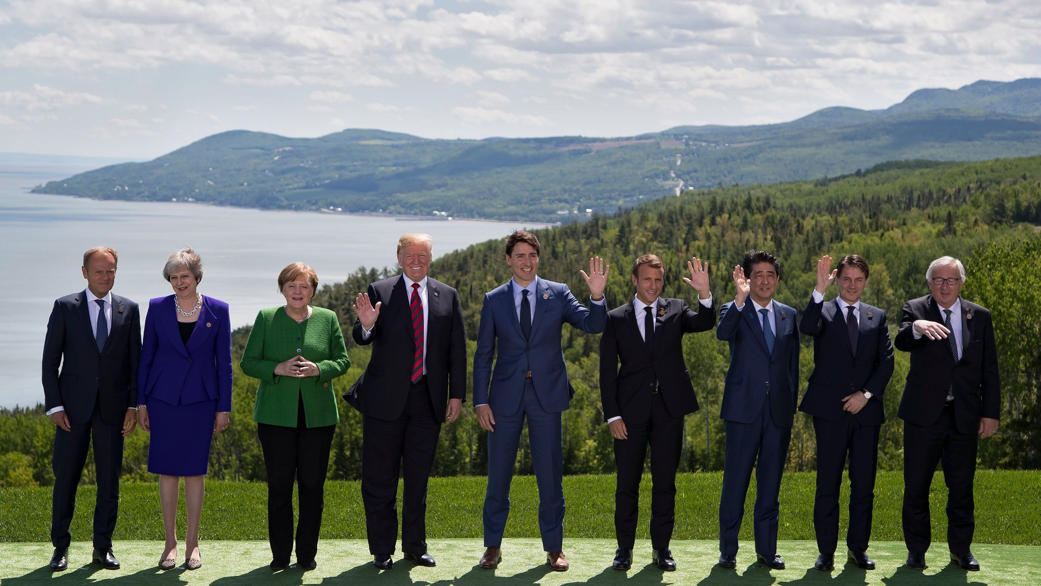 G7 summit in Biarritz should mark the return of the western alliance