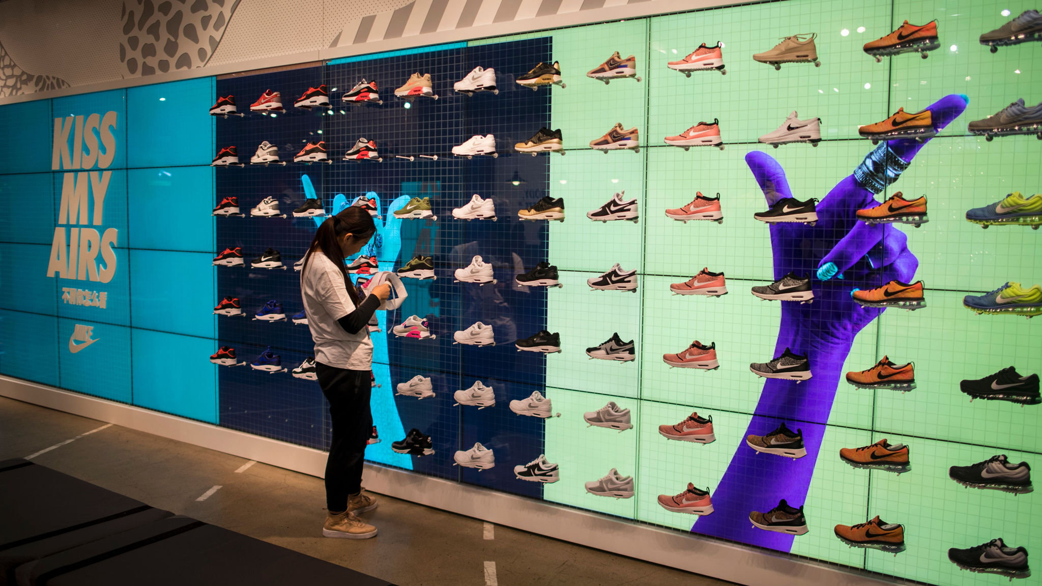 Nike Pulls Line Of Shoes From China Over Instagram Post Financial Times