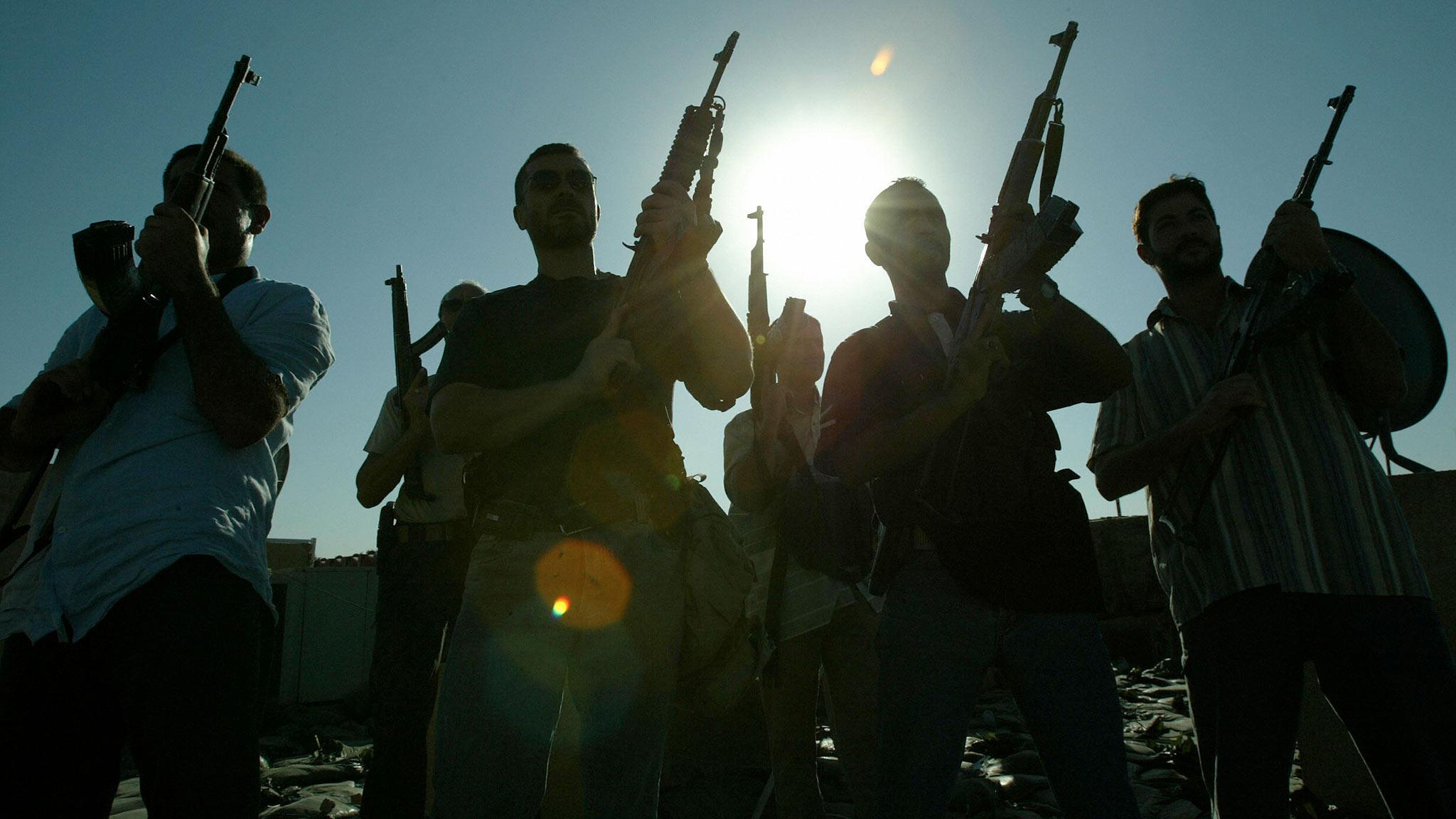 Contractors reap $138bn from Iraq war   Financial Times