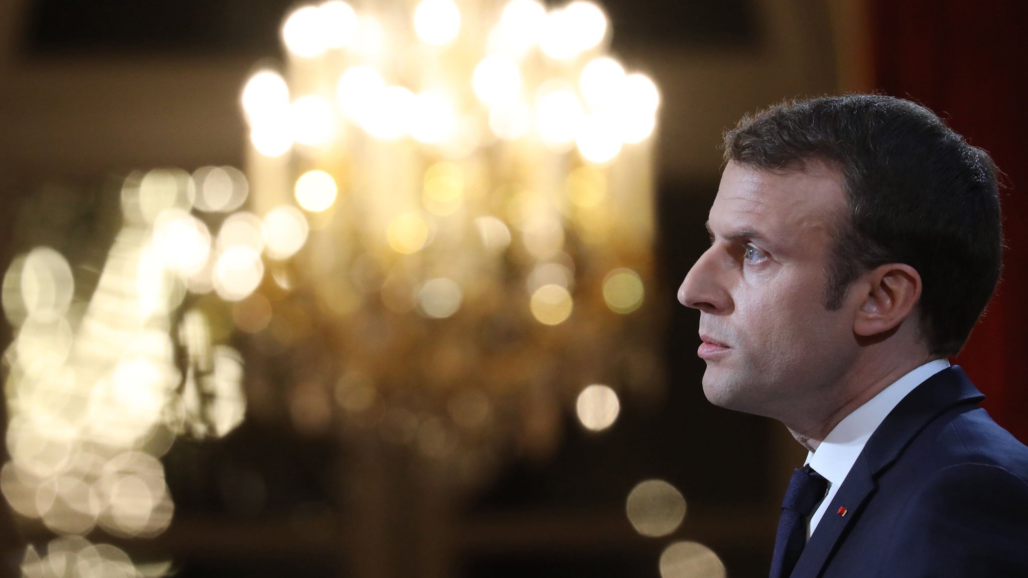 Macron to push for overhaul of Anglo-French migrant accord