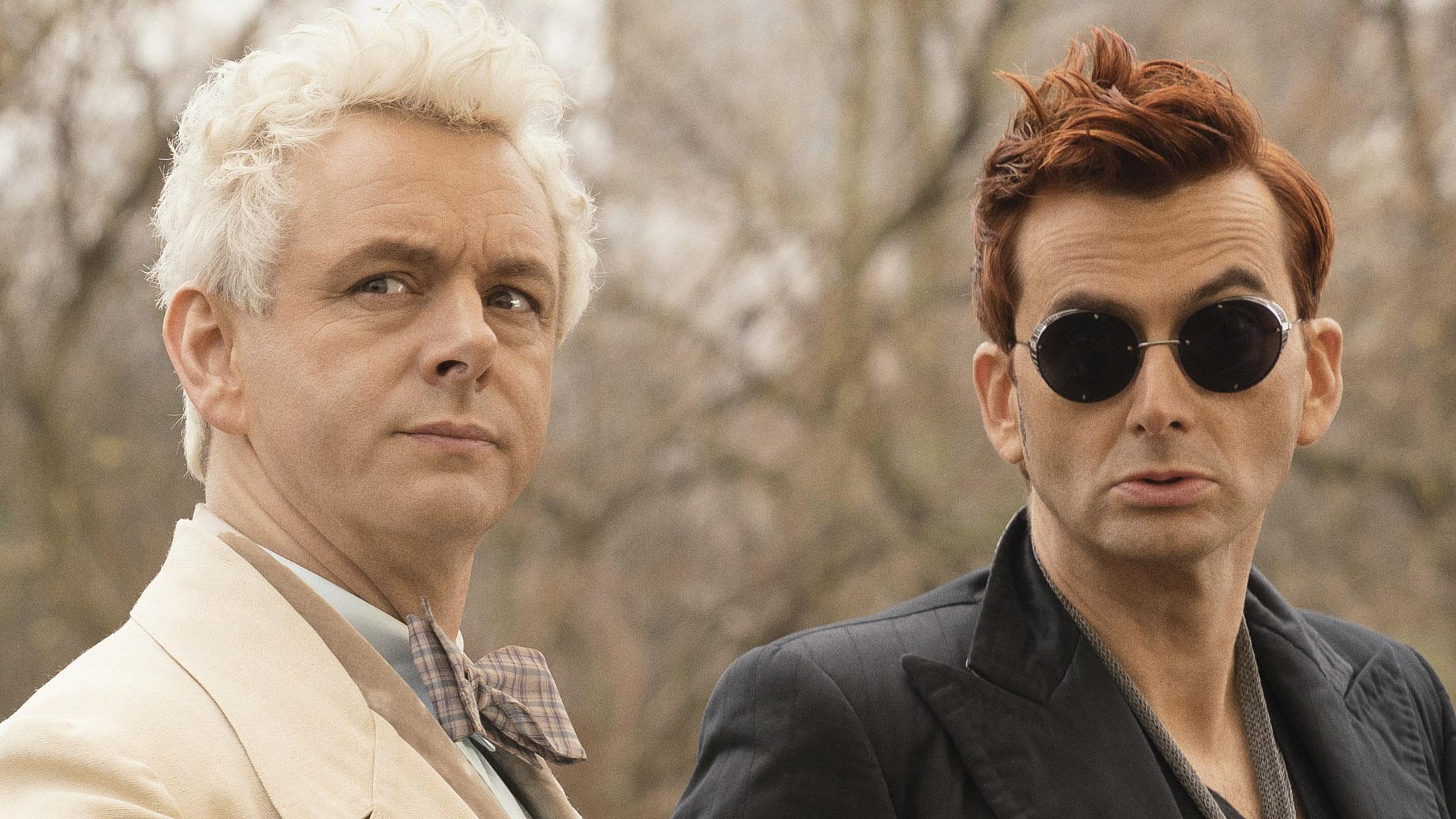 Good Omens' Michael Sheen and David Tennant — TV's new odd