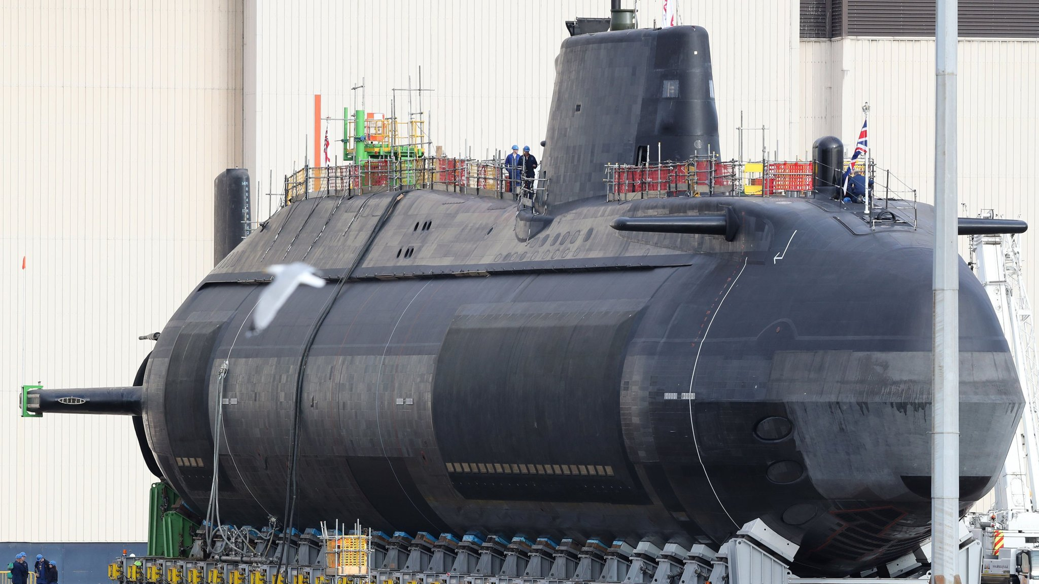 Royal Navy's final Astute-class submarine gets go-ahead | Financial Times