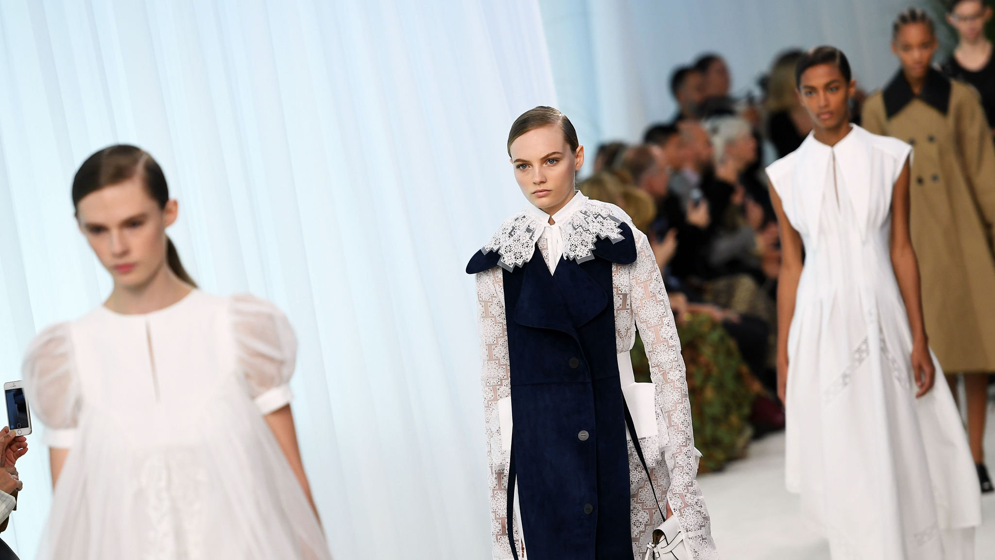 Loewe Offers Poetry In Motion At Paris Fashion Week Financial Times