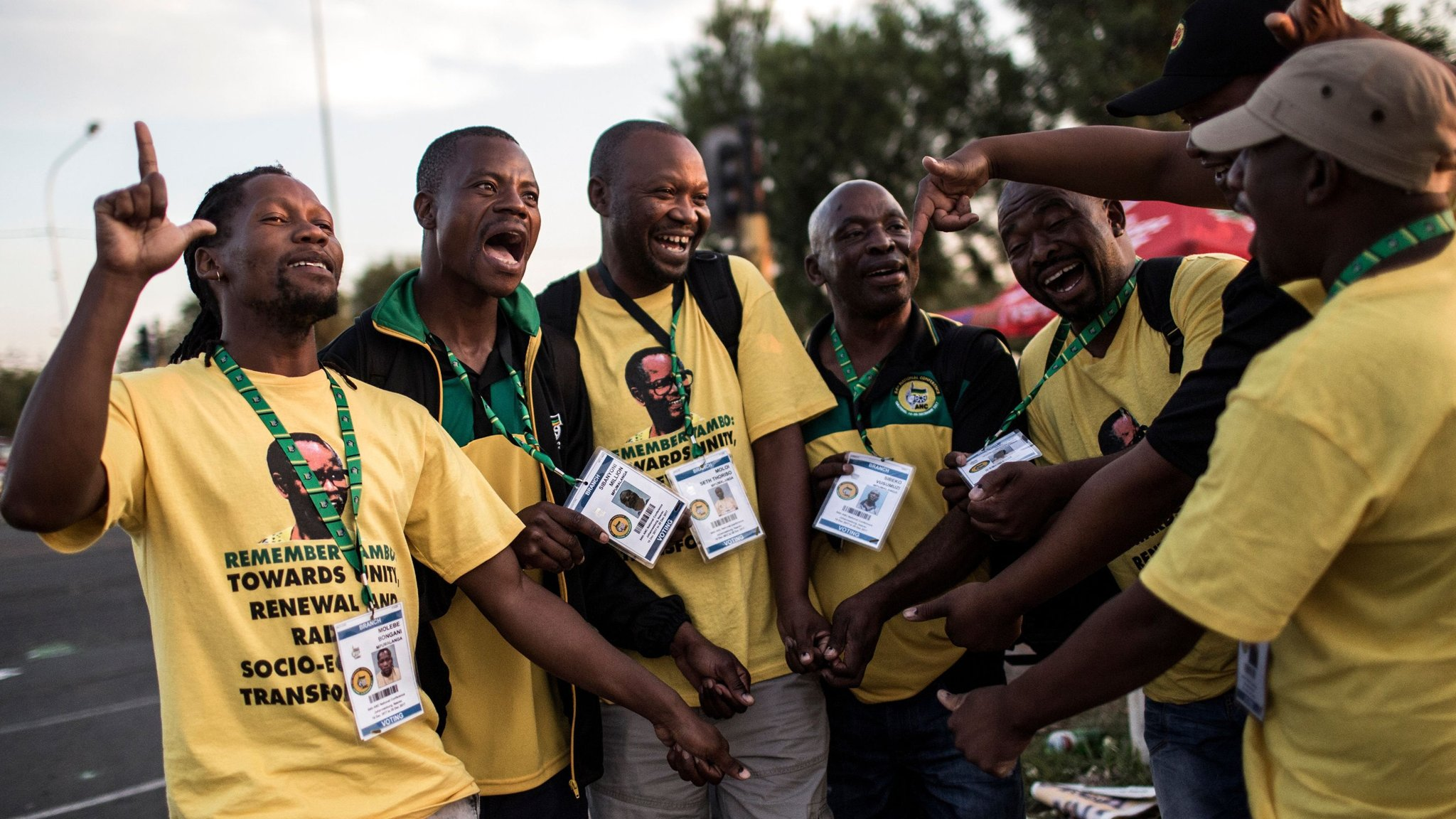 Vote to replace Zuma as ANC leader goes to the wire