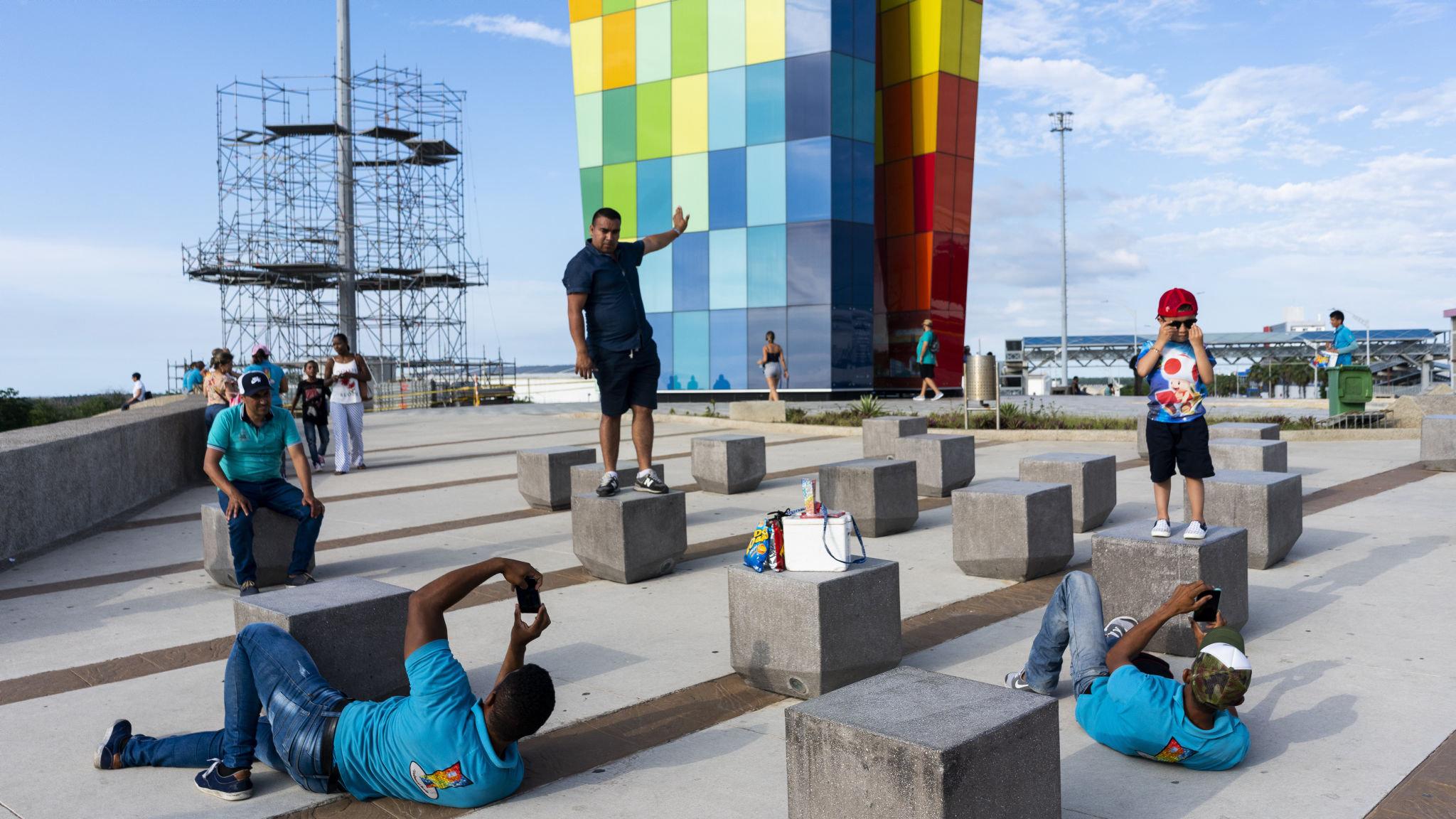 Colombia's Atlantic coast: a poor relation starts to prosper