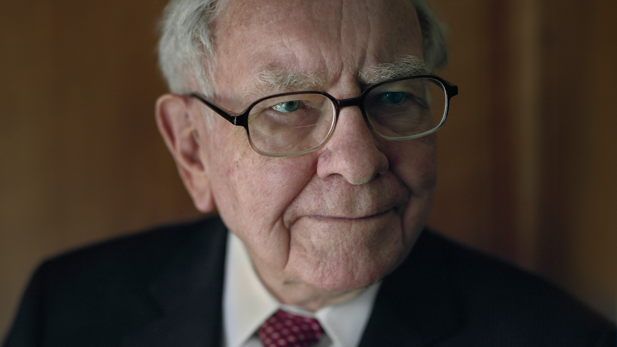 Warren Buffett: 'I'm having more fun than any 88-year-old in the world'