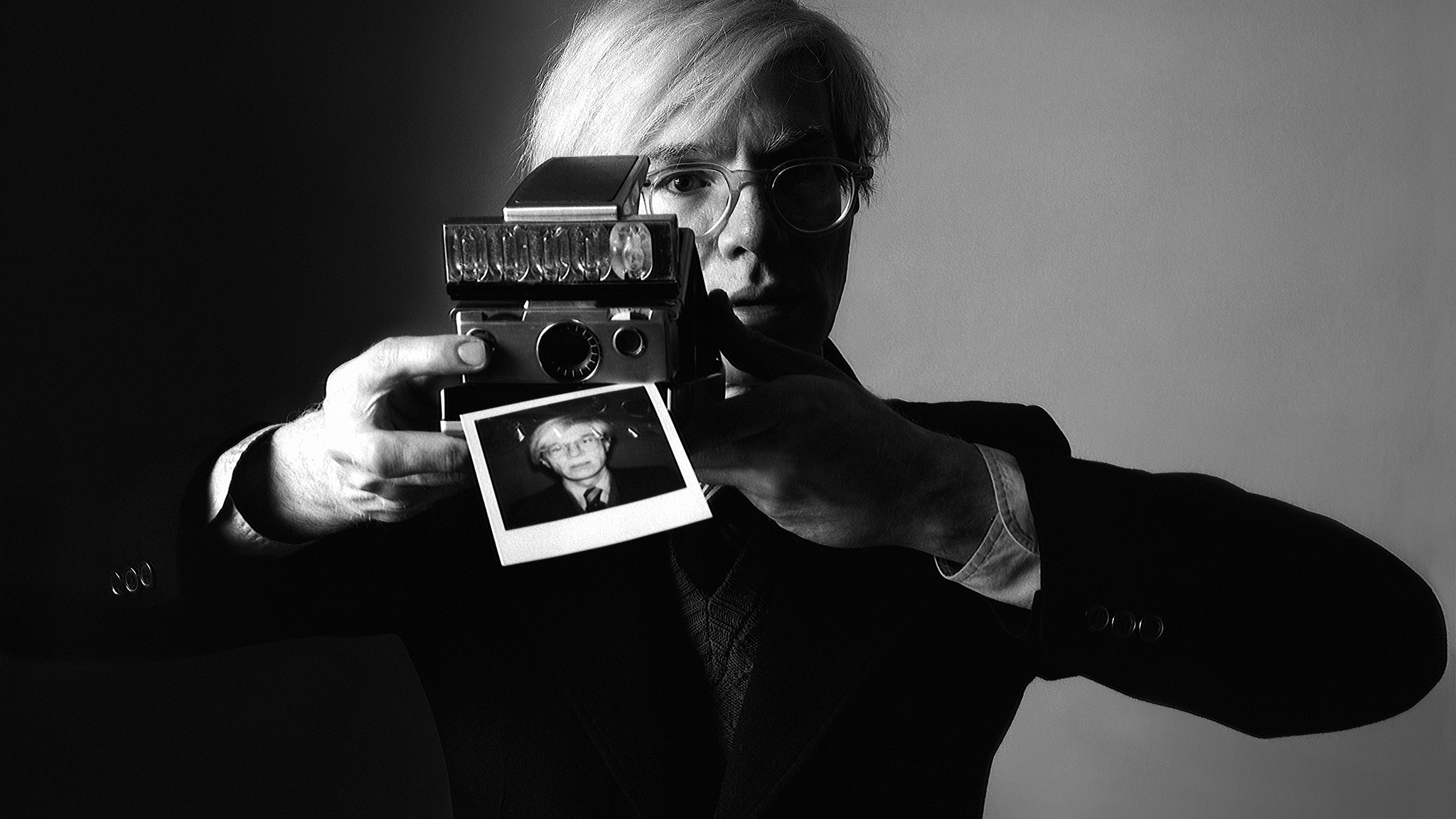 How Andy Warhol foreshadowed our compulsive romance with technology