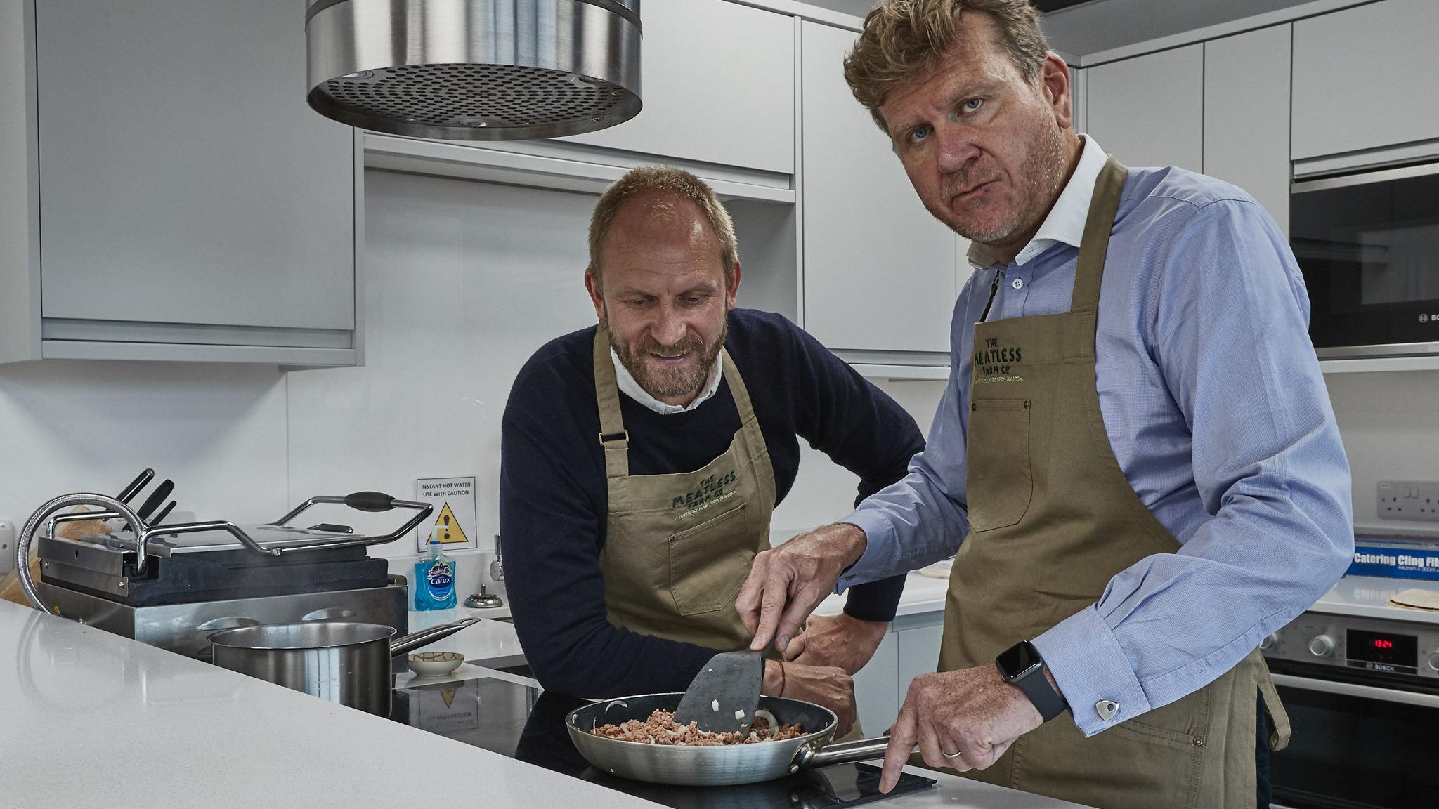 Meatless Farm looks to stir up US vegetarian market | Financial Times