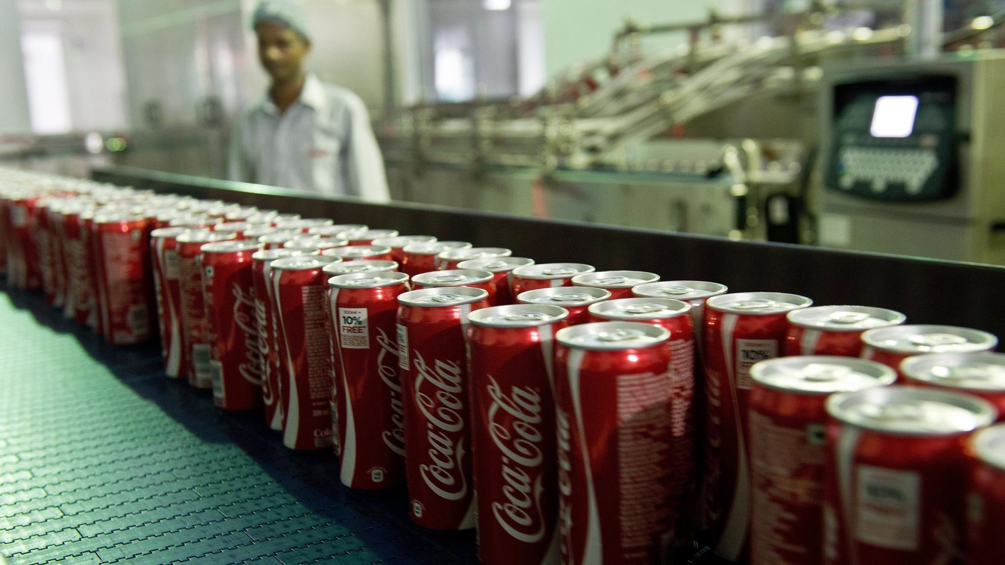 coca cola marketing plan 2012