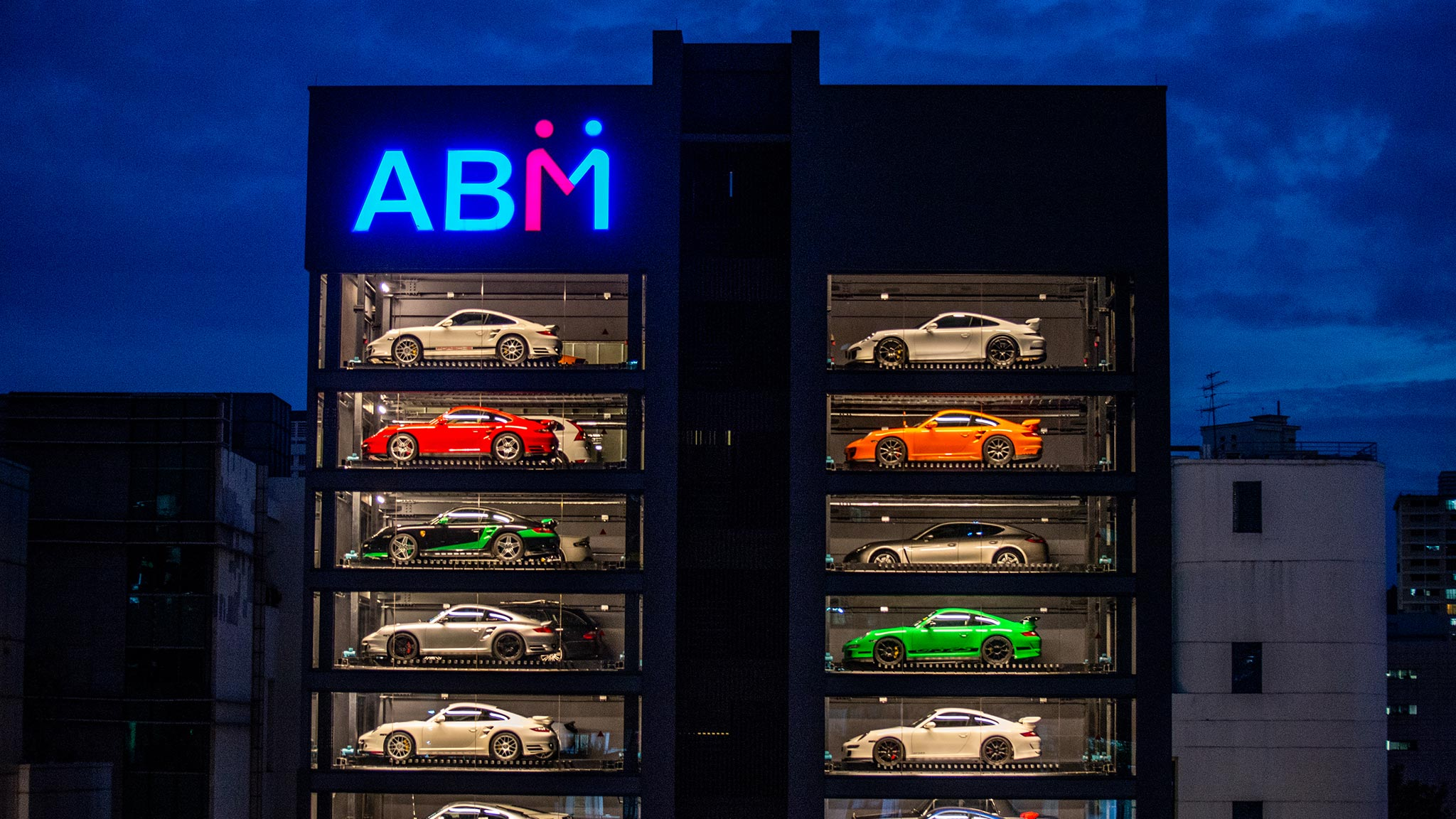 Coming Soon To China Luxury Cars Sold By Vending Machine
