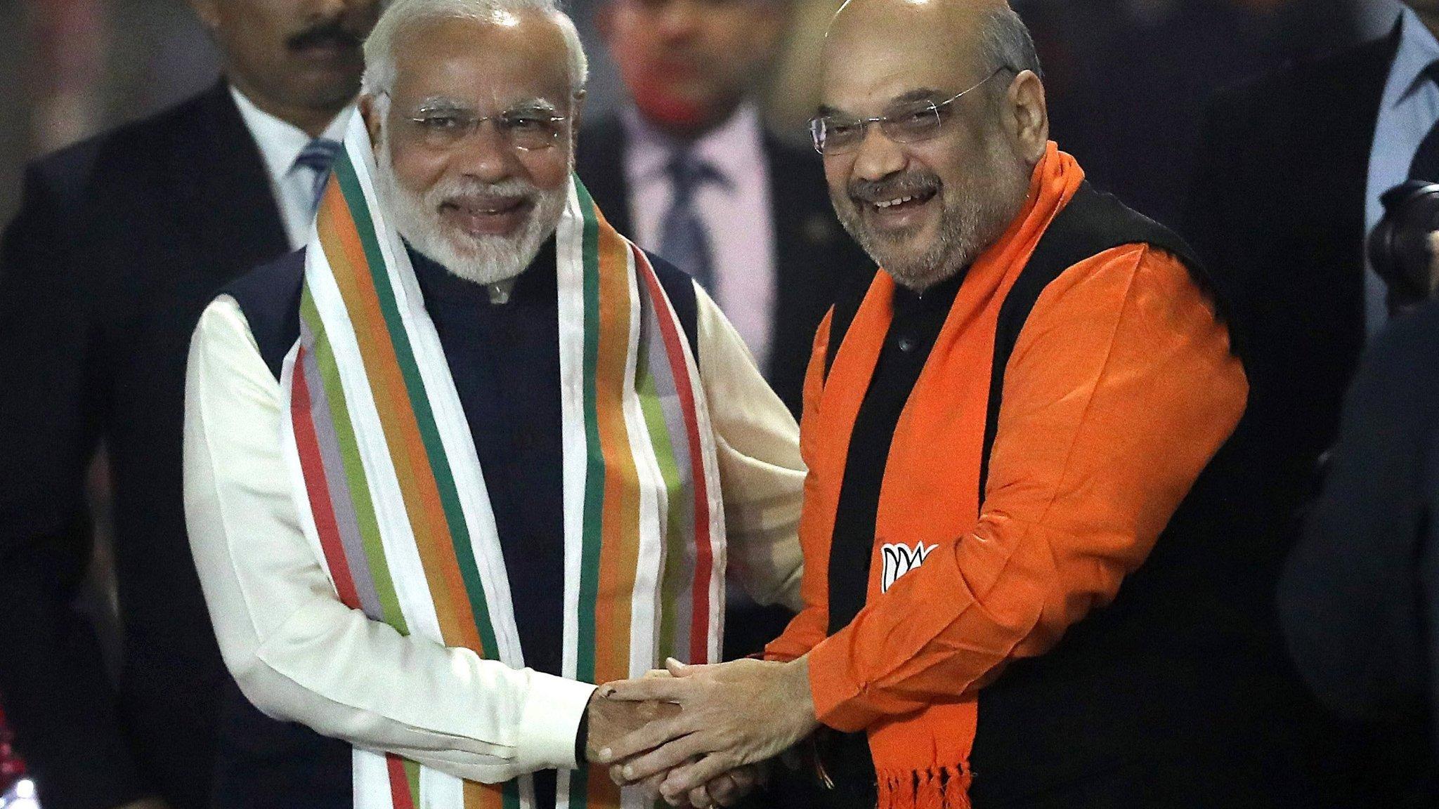 Bruising election battles await Narendra Modi despite Gujarat win