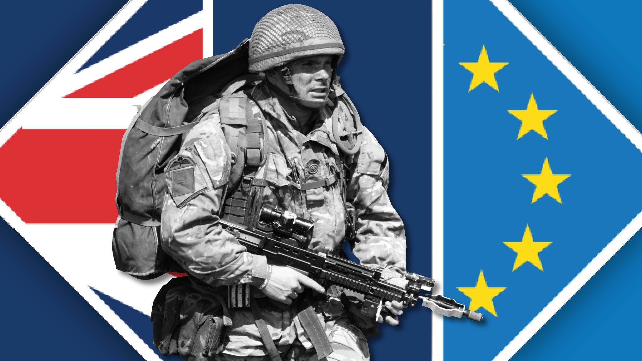EU and UK seek speedy Brexit deal on defence and security