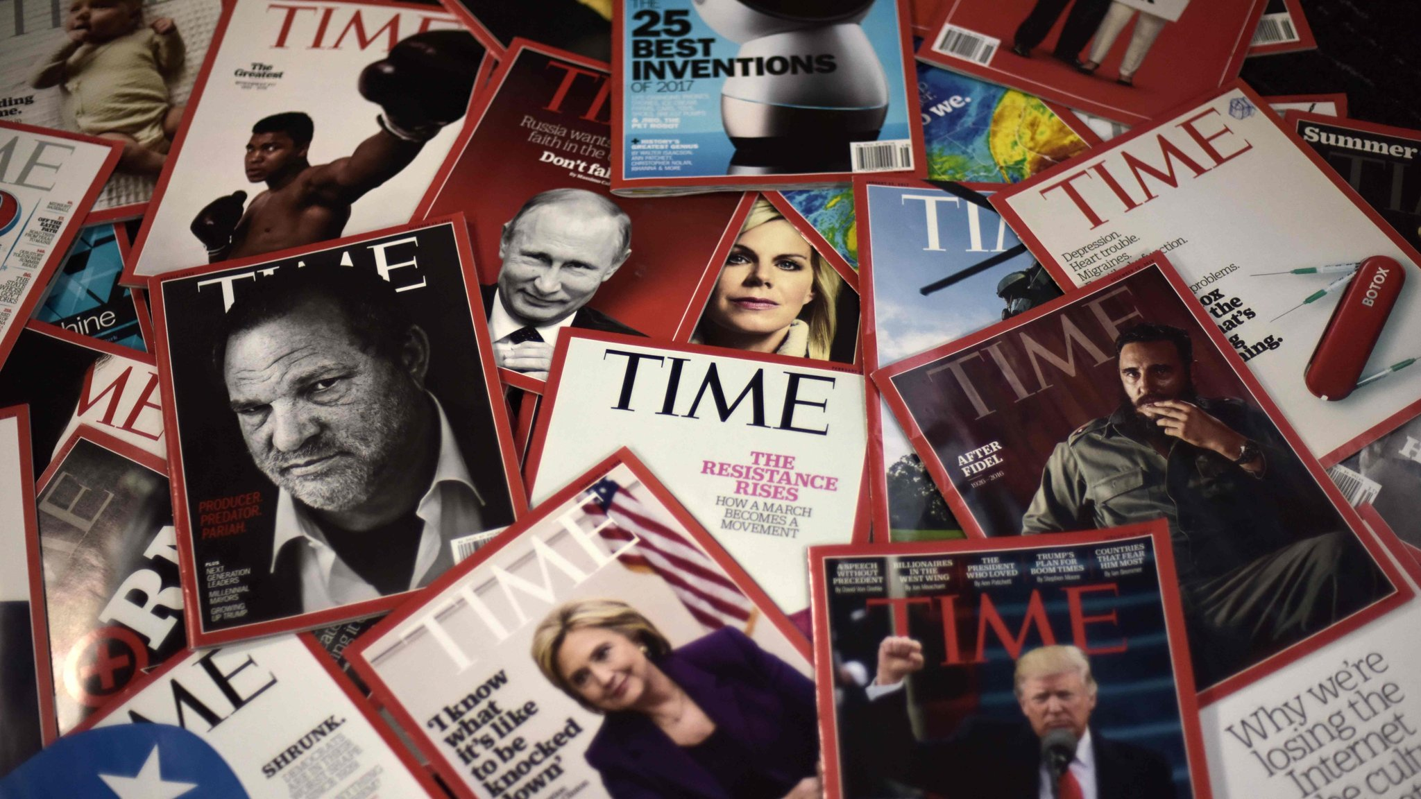 Meredith to cut hundreds of jobs at Time Inc