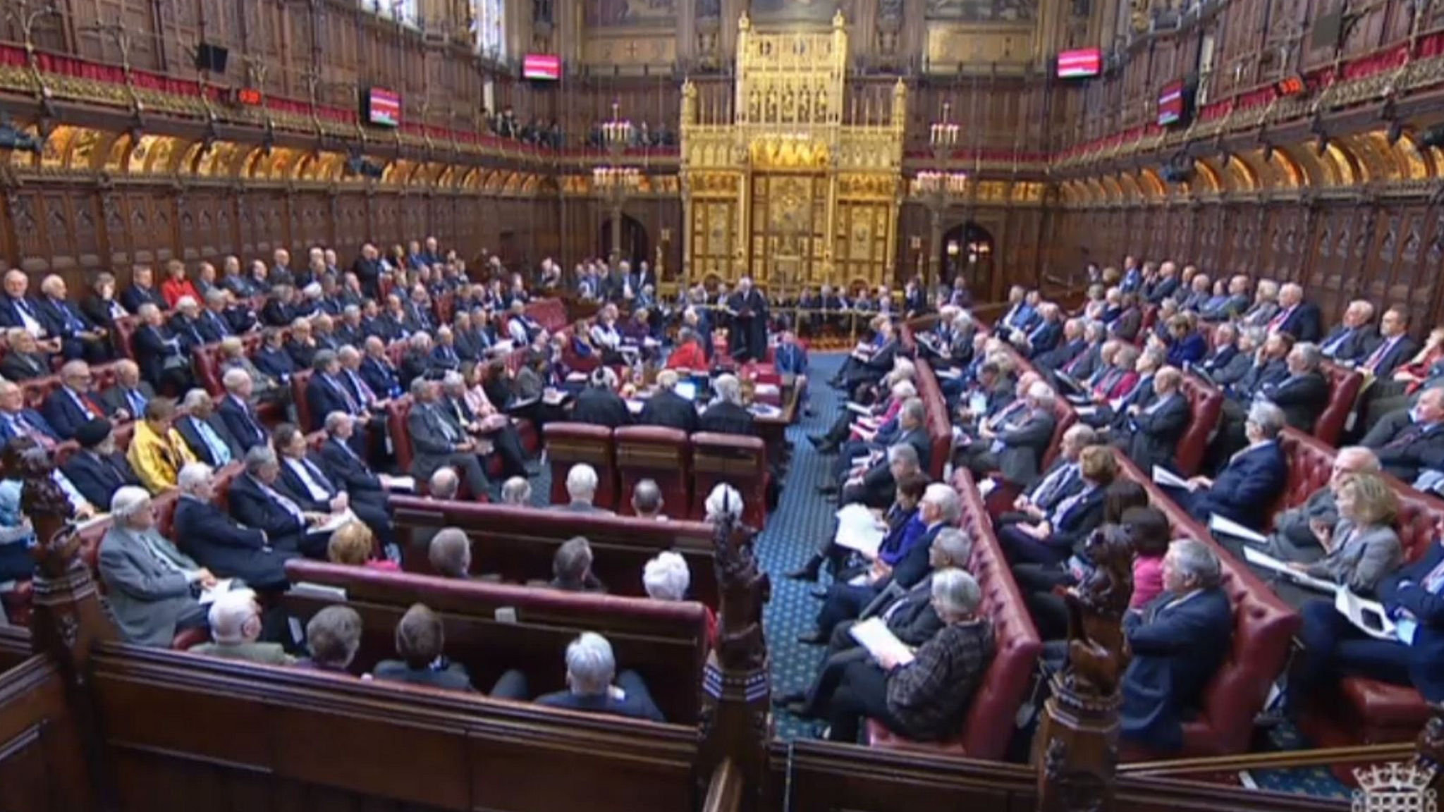 House Of Lords Attacks Bill Aimed At Preventing No Deal Brexit