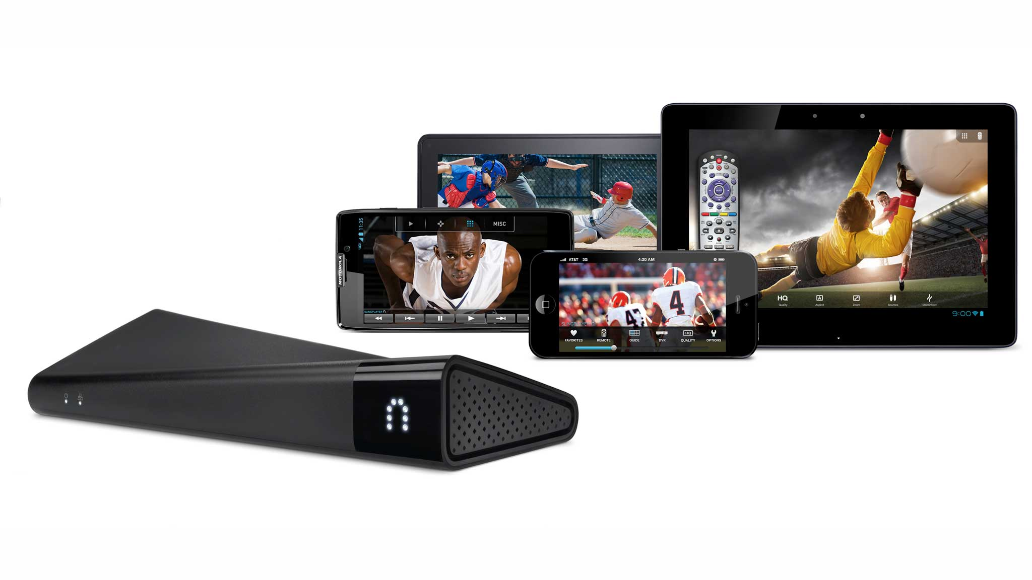 Stream to any screen, home or away | Financial Times