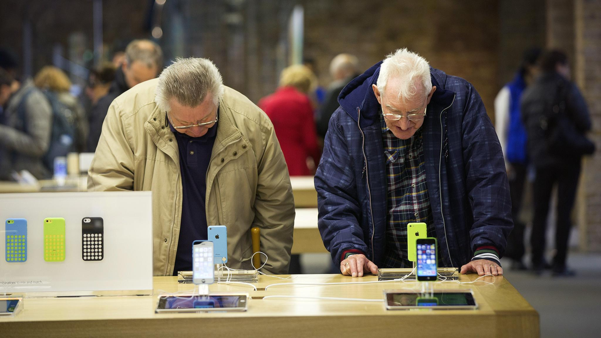 The Silver Economy: Tech sector taps surge of connected boomers