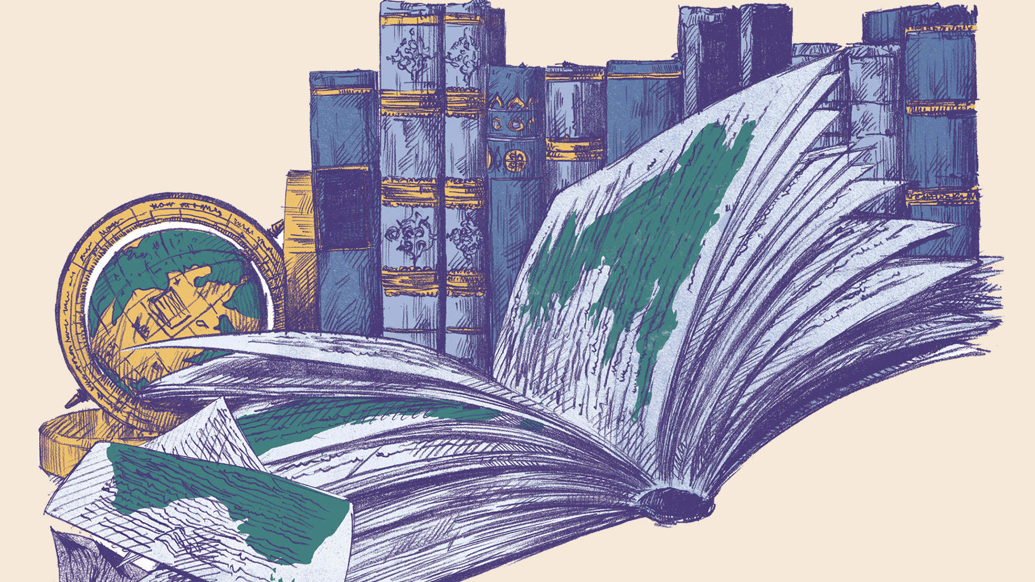 Can books cross borders?