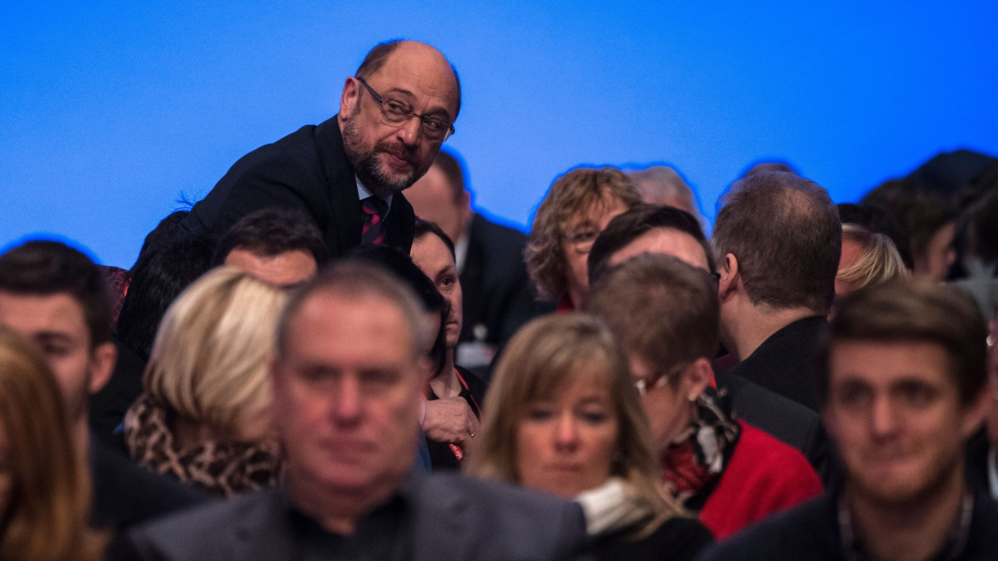 SPD leaders move to quell dissent over German coalition deal