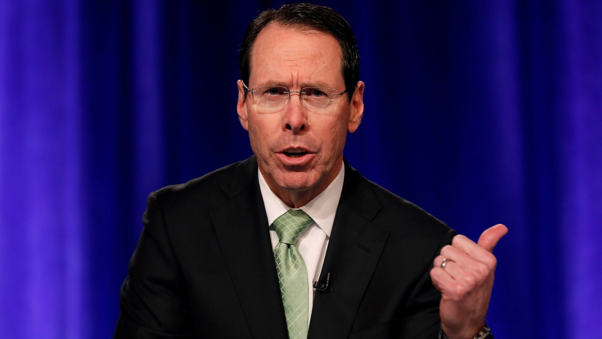 AT&T warns that DoJ's Time Warner lawsuit will chill other deals