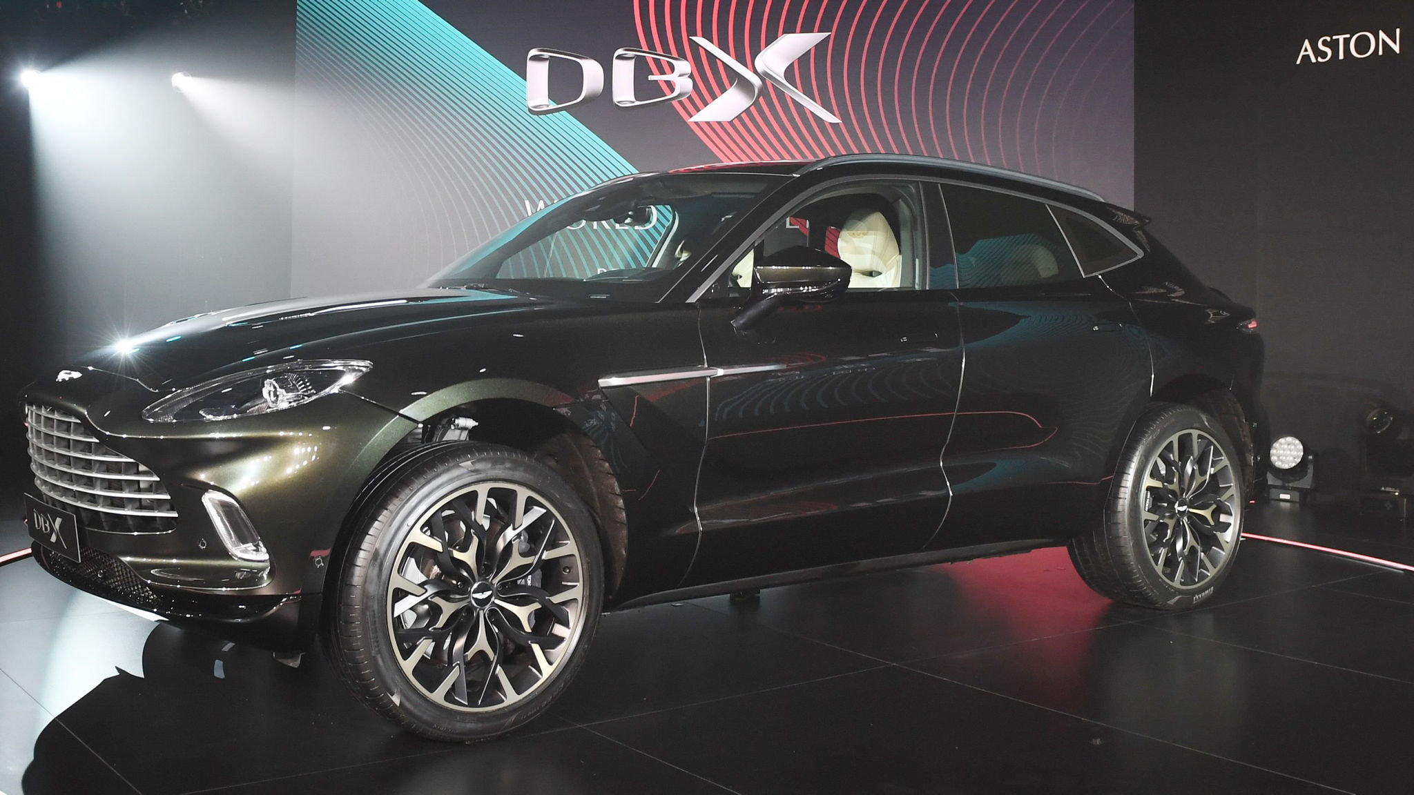 Aston Martin Enters Suv Market With Dbx Financial Times