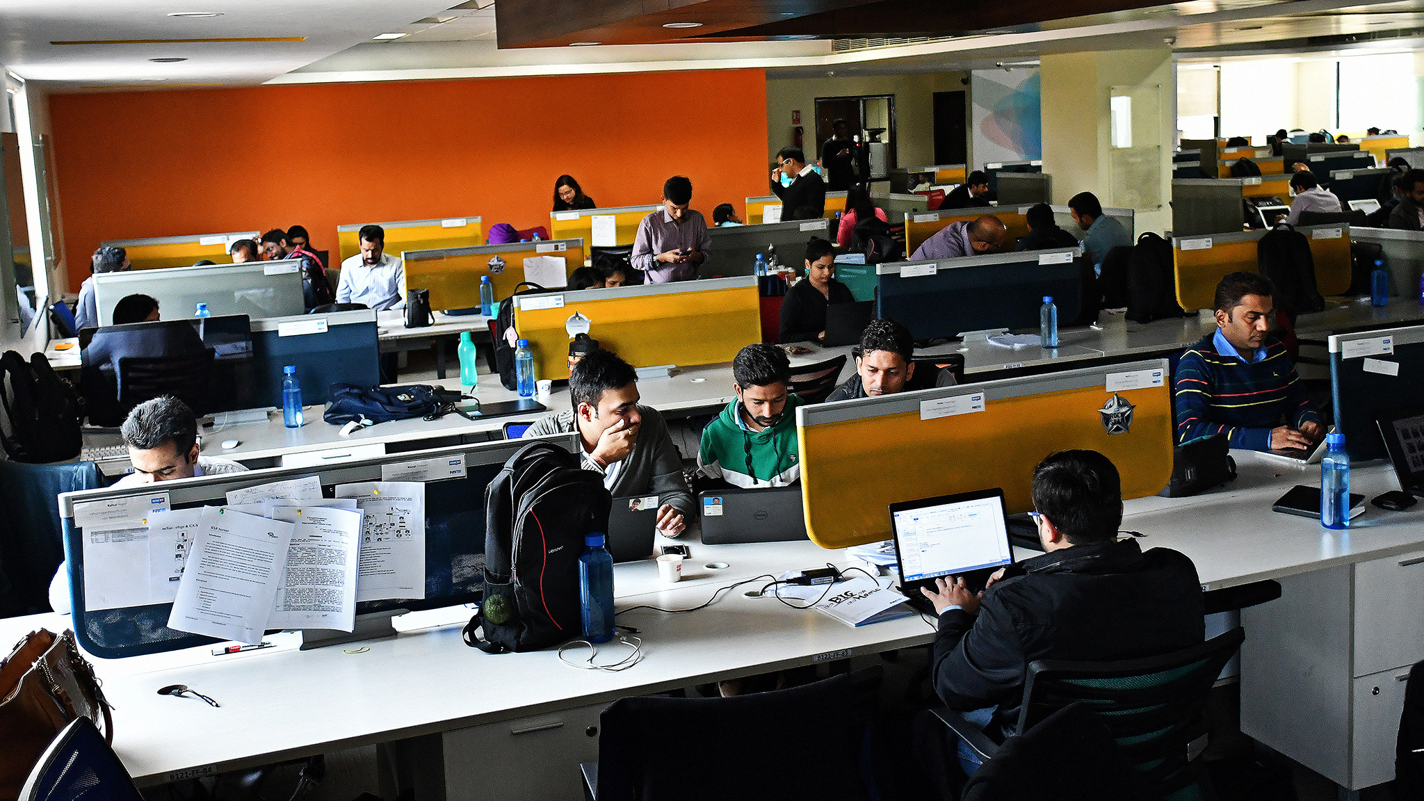 is china a threat to the indian software industry