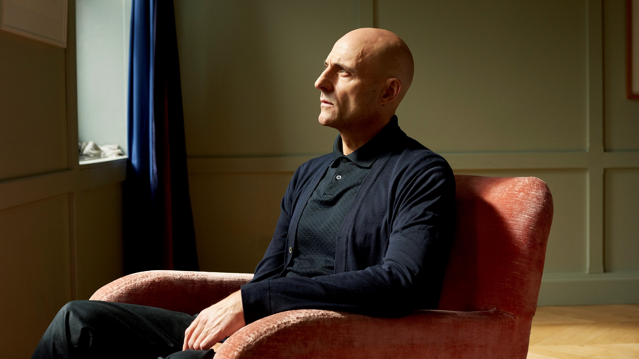 Kingsman' actor Mark Strong on taking the helm of new drama