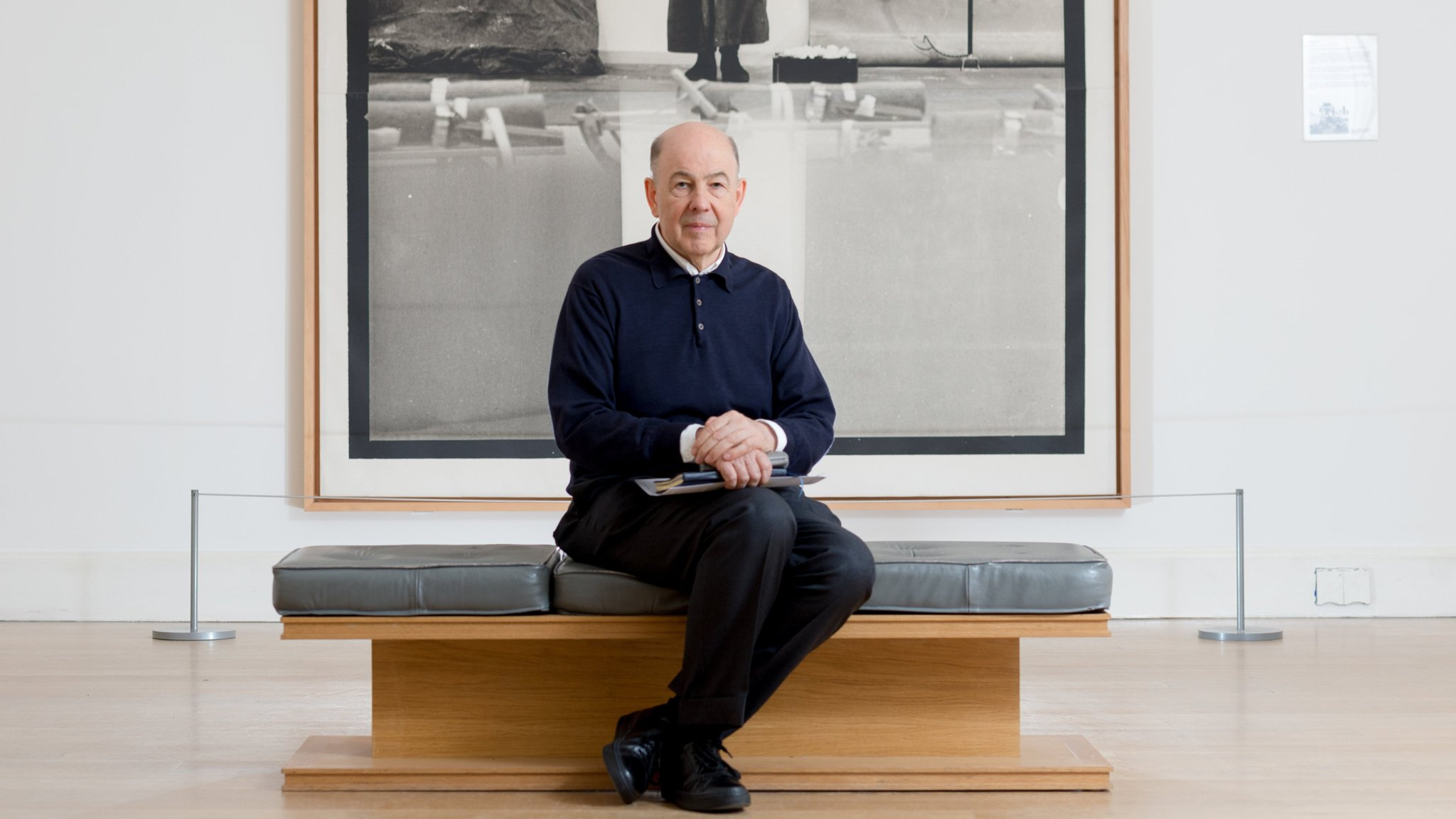 Art dealer accused of sexual harassment