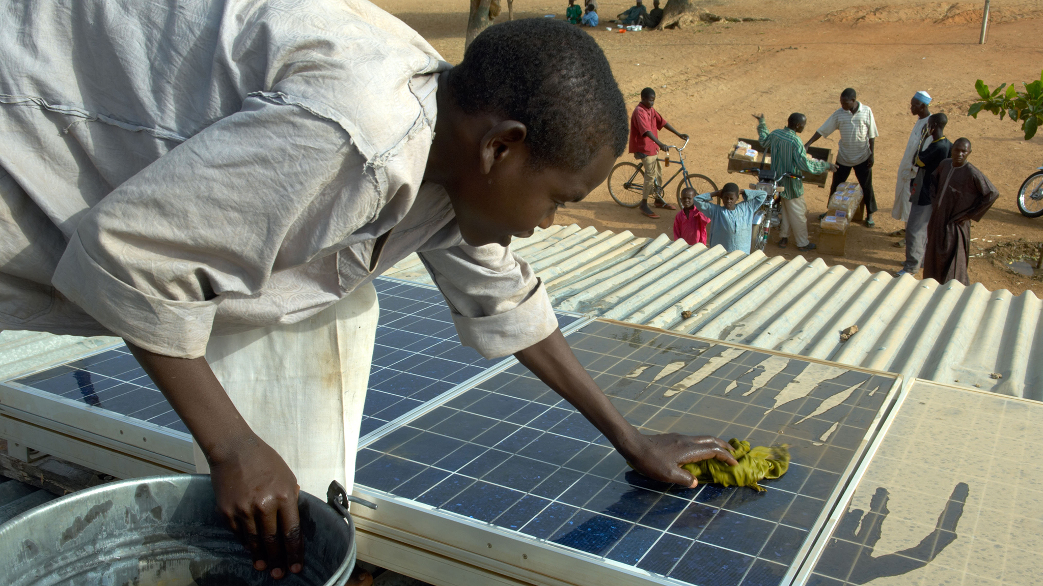 Off The Grid Thinking To End Nigeria S Blackouts Financial Times