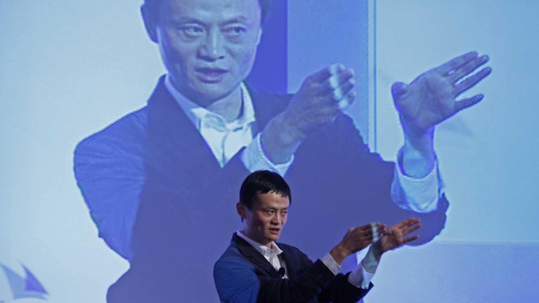 Person Of The Year Jack Ma Financial Times